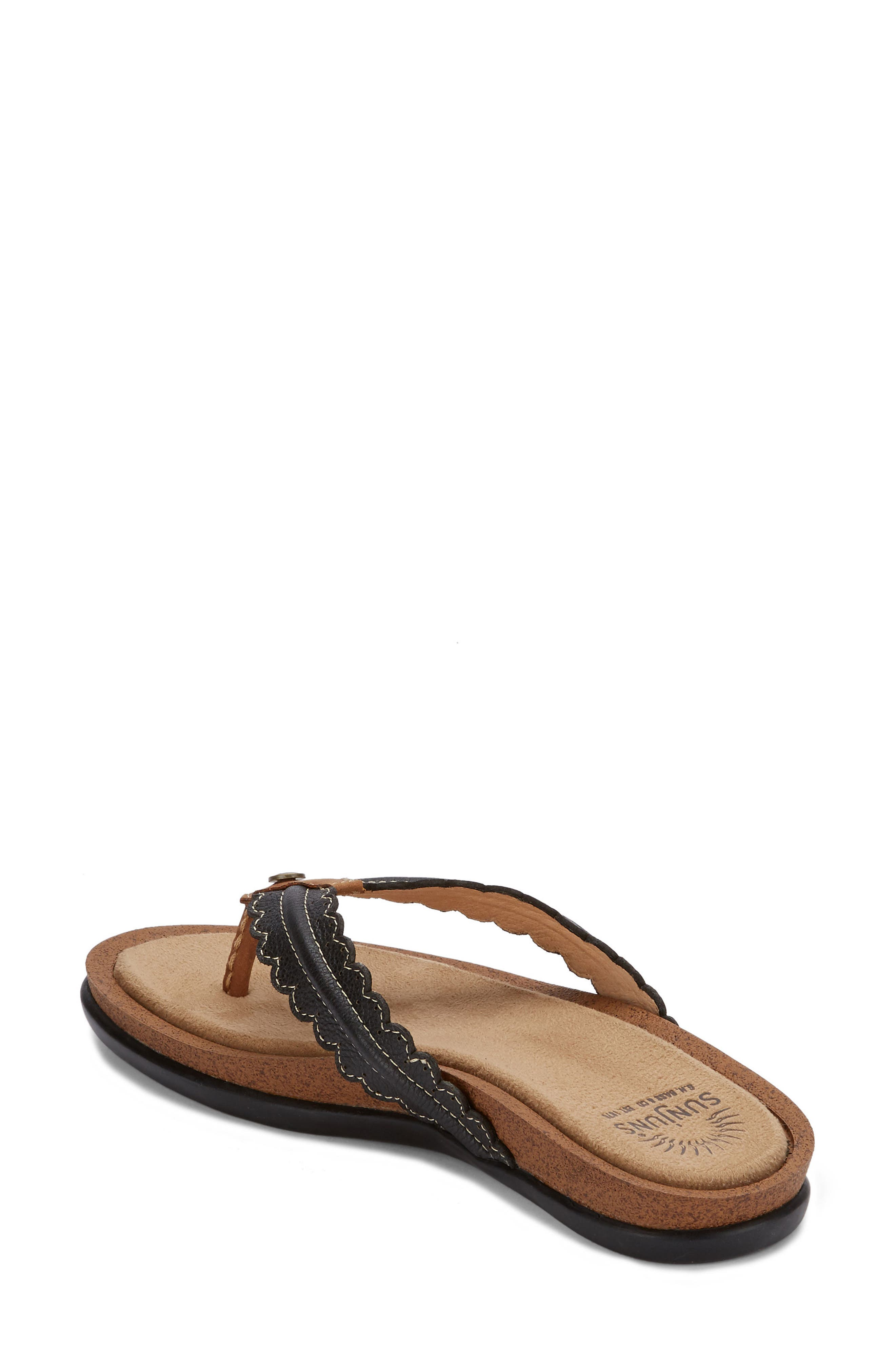 G.H. Bass and Co. Samantha Thong Sandal,                             Alternate thumbnail 6, color,
