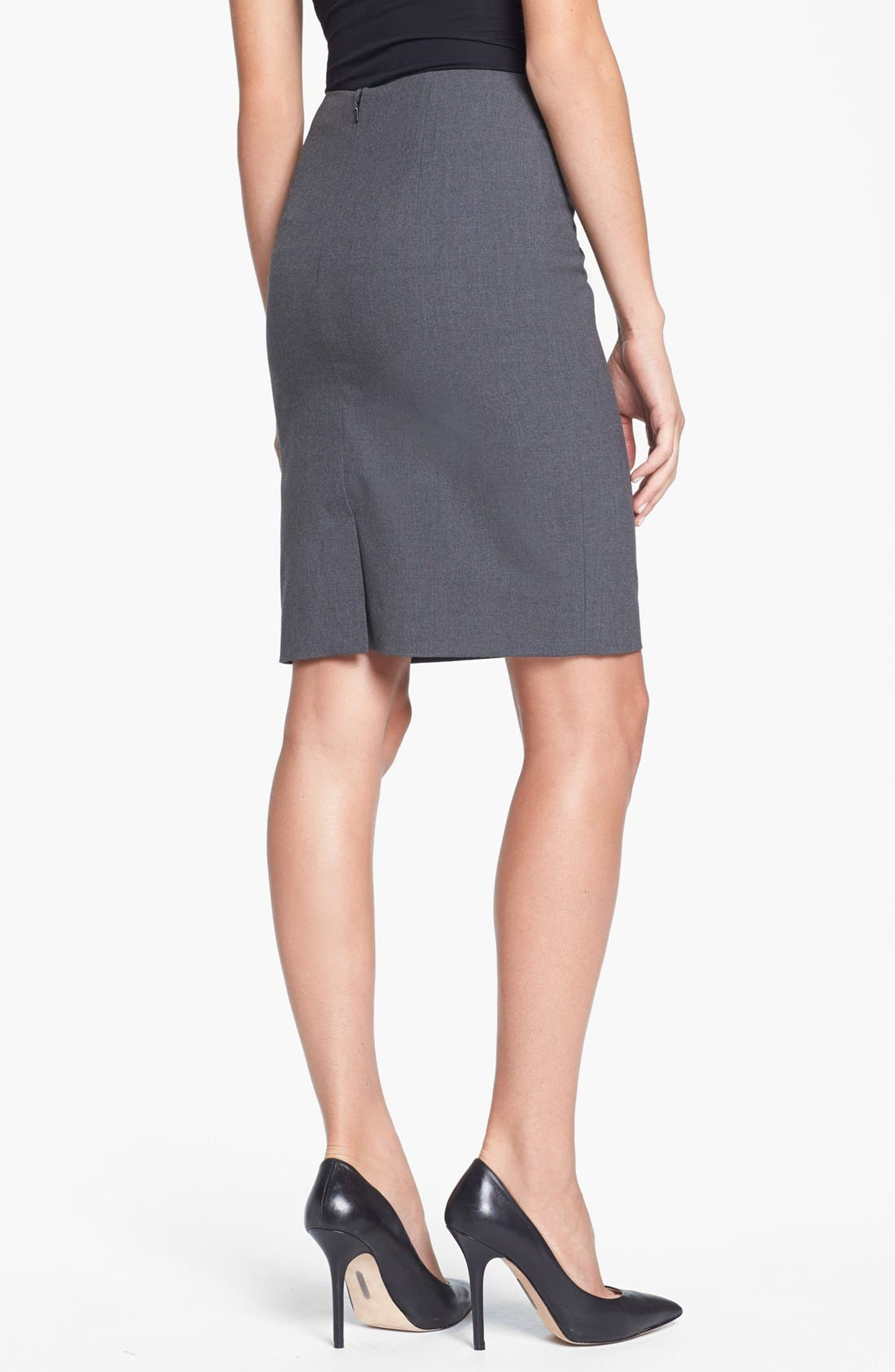 Pencil Skirt,                             Alternate thumbnail 10, color,