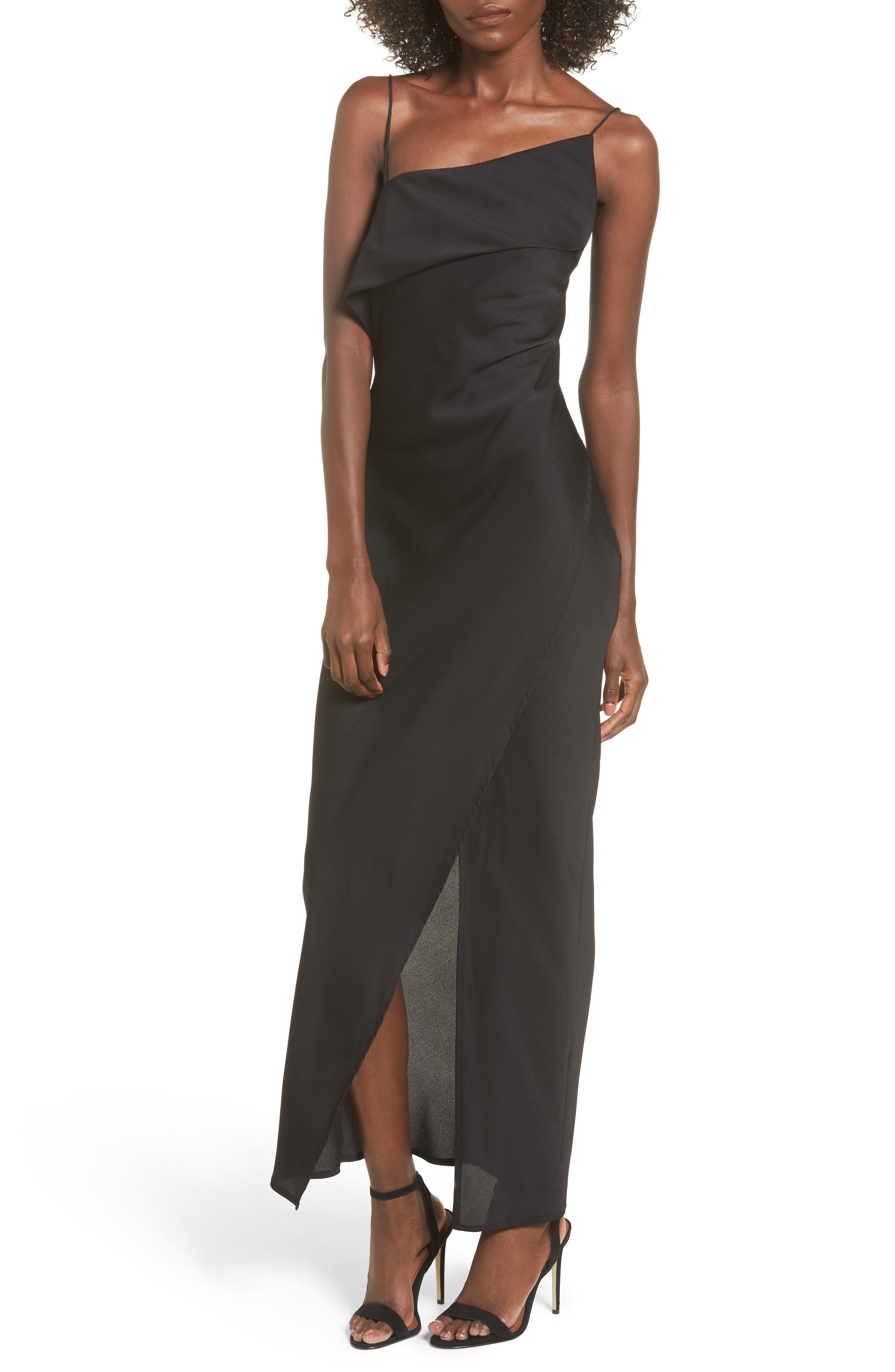 Raindrops Gown,                         Main,                         color, 001