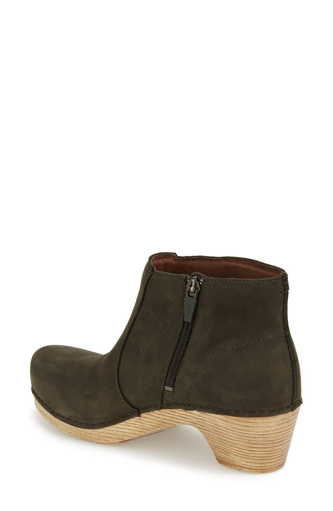 'Maria' Bootie,                             Alternate thumbnail 16, color,