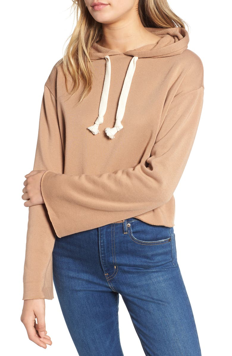 BP. Bell Sleeve Hoodie (Regular & Plus Size) | Nordstrom