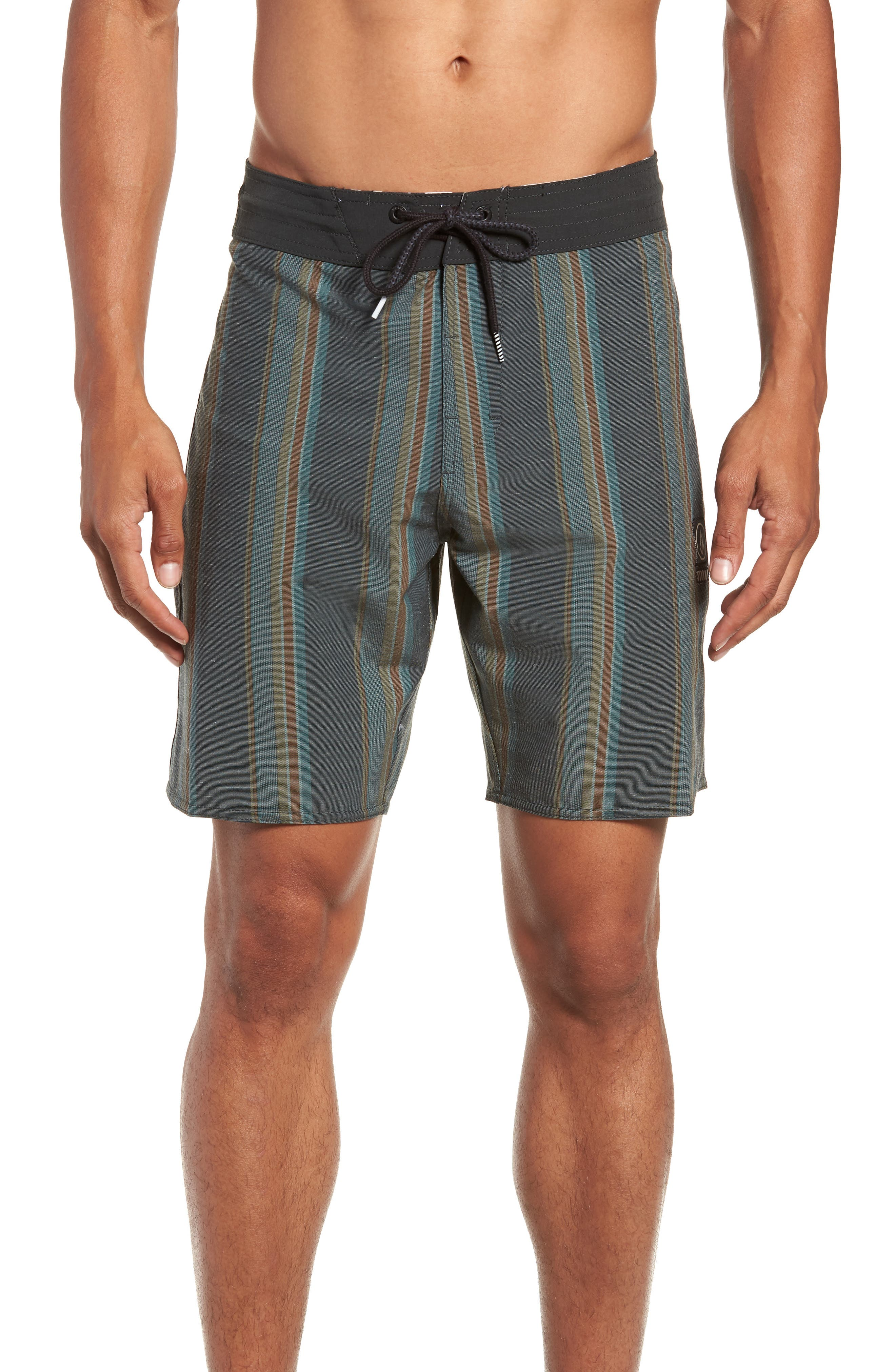 Estate Stoney Boardshorts,                         Main,                         color, PINE