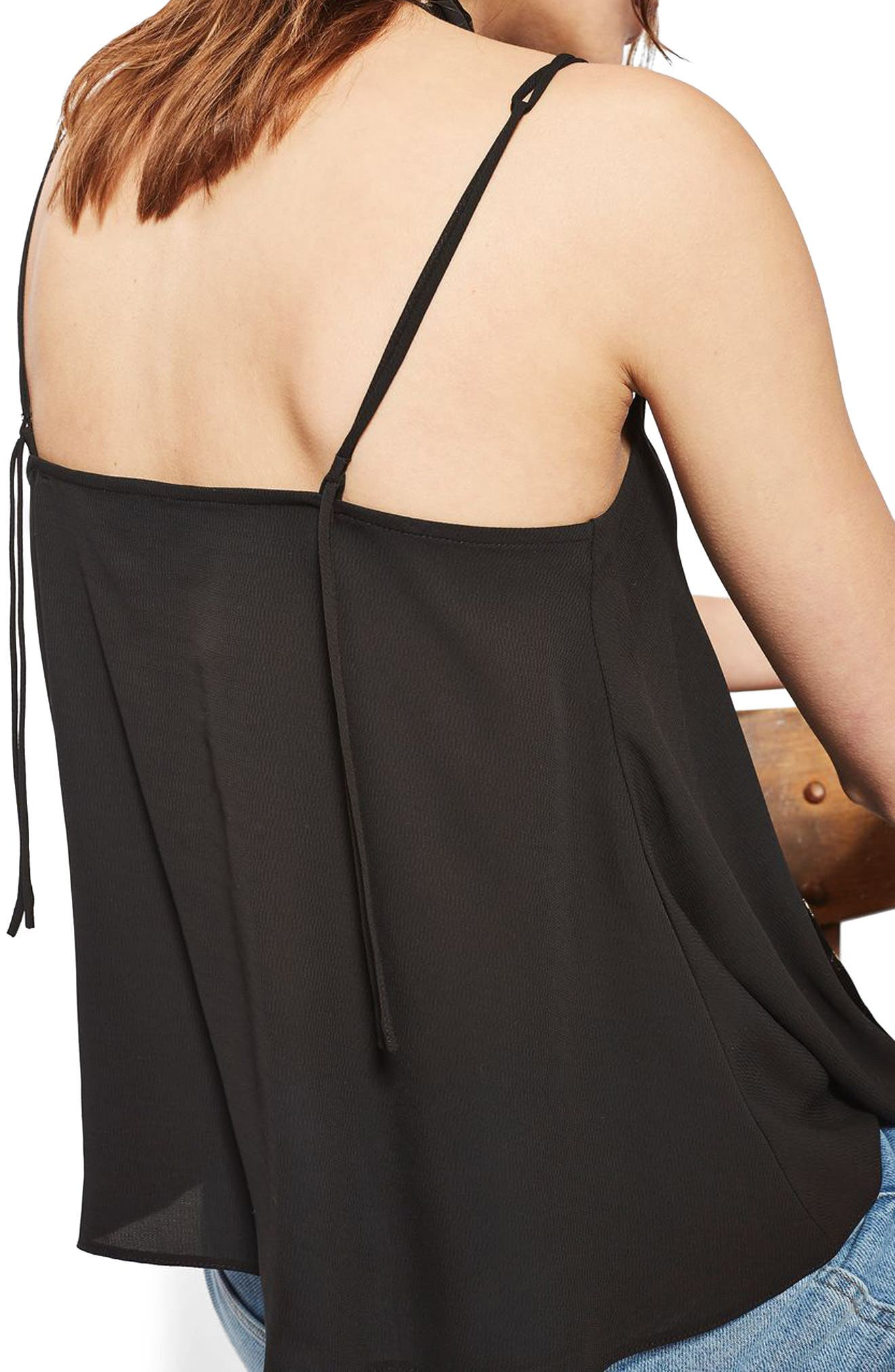 Rouleau Swing Camisole,                             Alternate thumbnail 21, color,