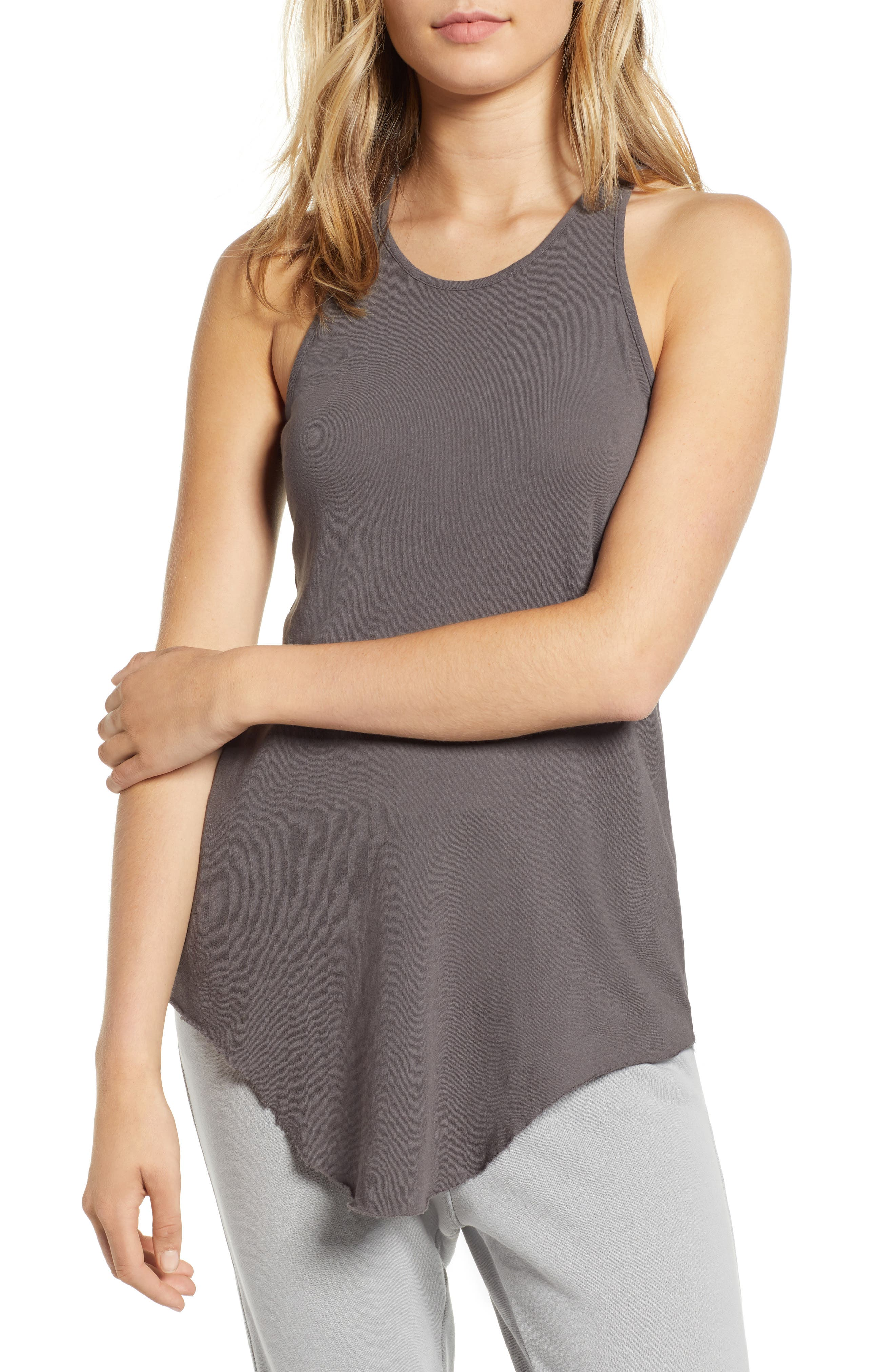 FRANK & EILEEN Tee Lab Base Layer Tank in Empire State