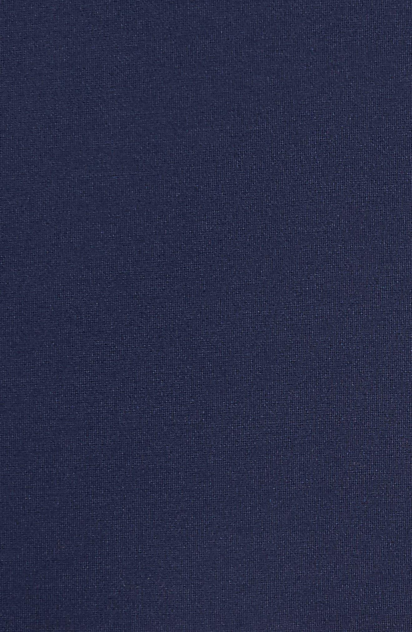 Ruffle Hem Knit Dress,                             Alternate thumbnail 5, color,