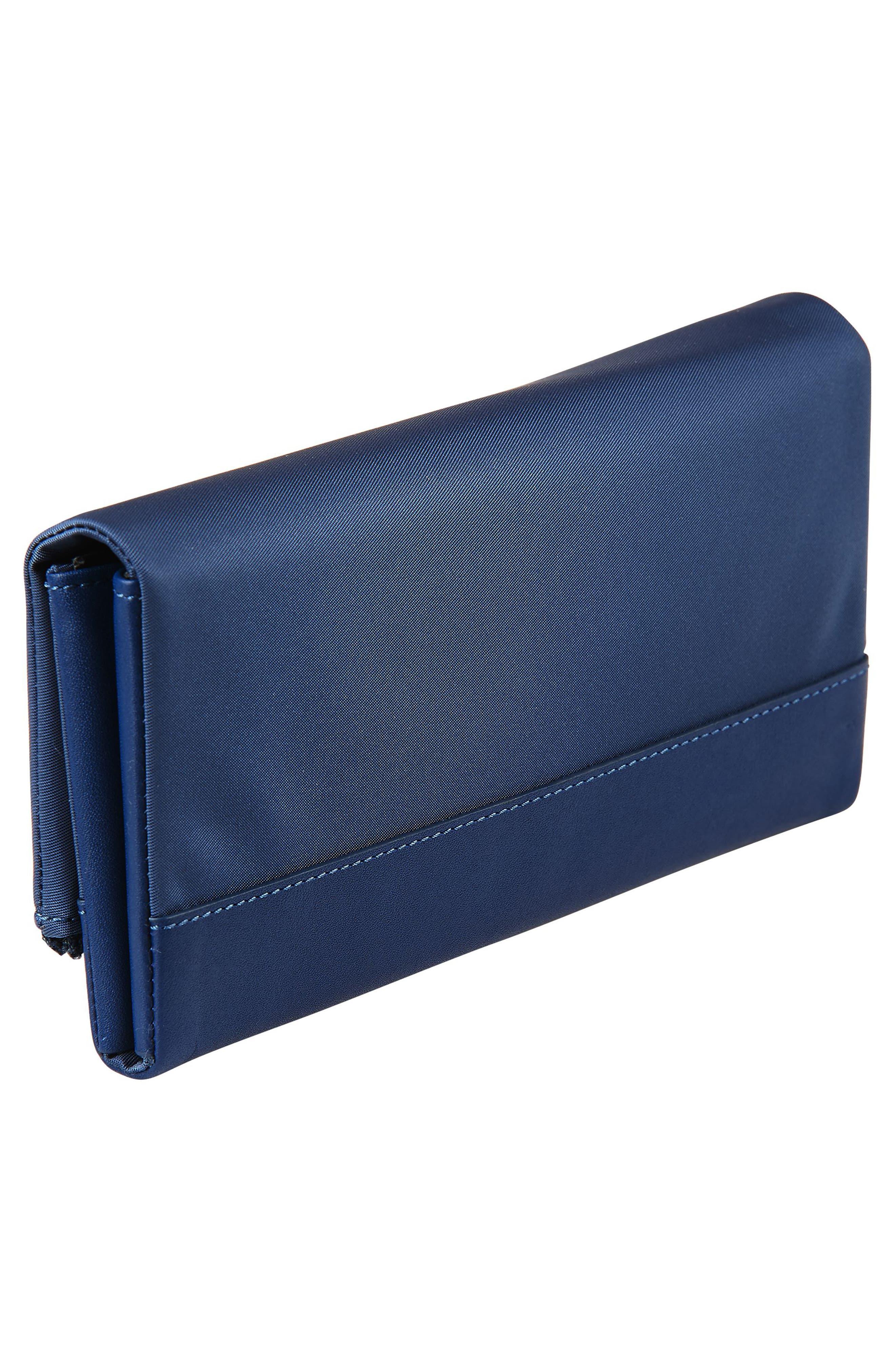 Continental Flap Tech Wallet,                             Alternate thumbnail 9, color,