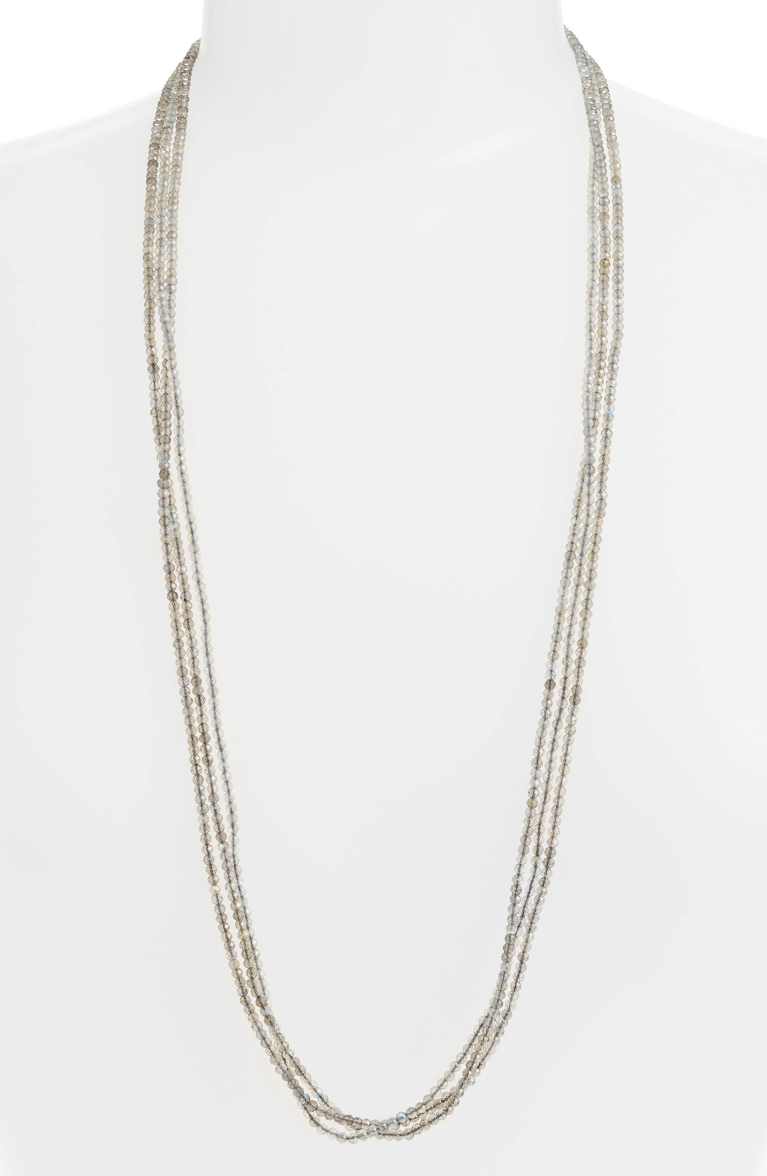 Layered Samba Necklace,                         Main,                         color, 200