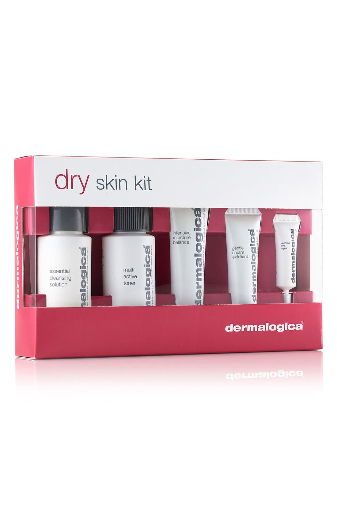 Skin Kit for Dry Skin,                             Main thumbnail 1, color,                             NO COLOR