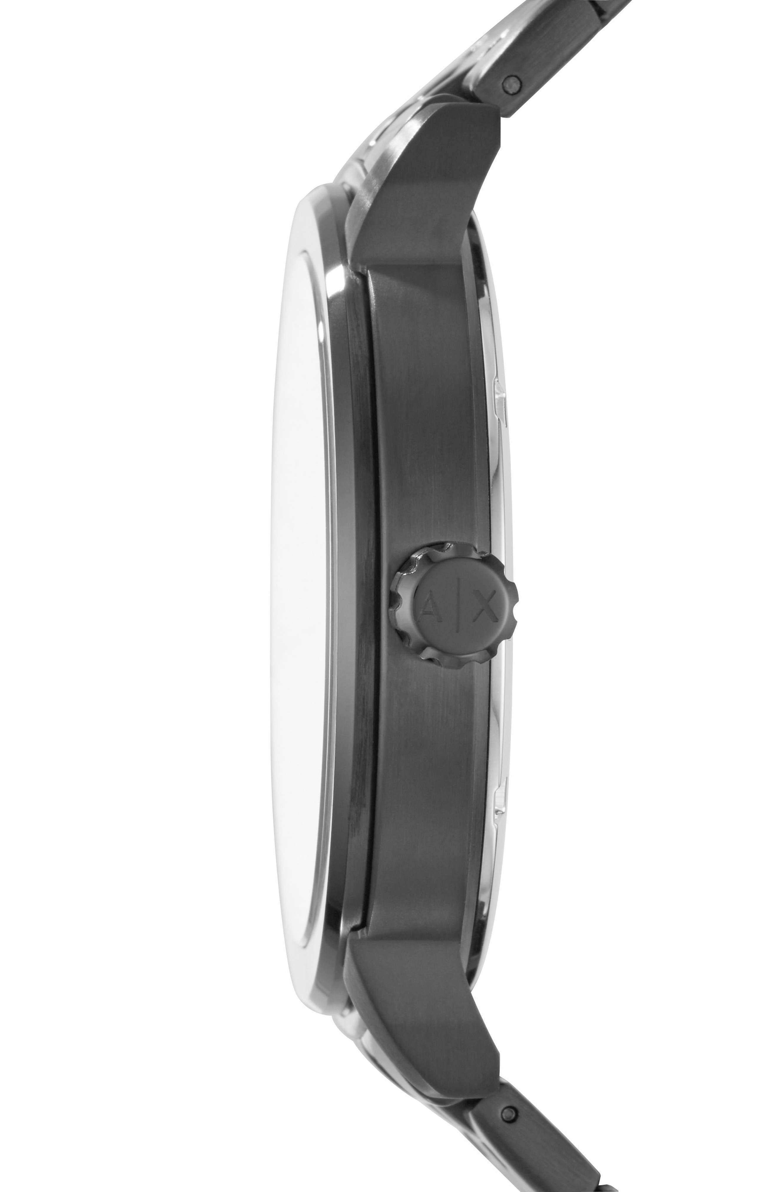 Bracelet Watch, 46mm,                             Alternate thumbnail 2, color,                             001