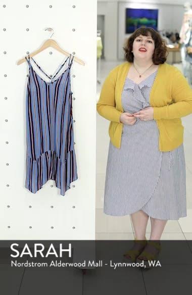 Selena Handkerchief Hem Slip Dress, sales video thumbnail