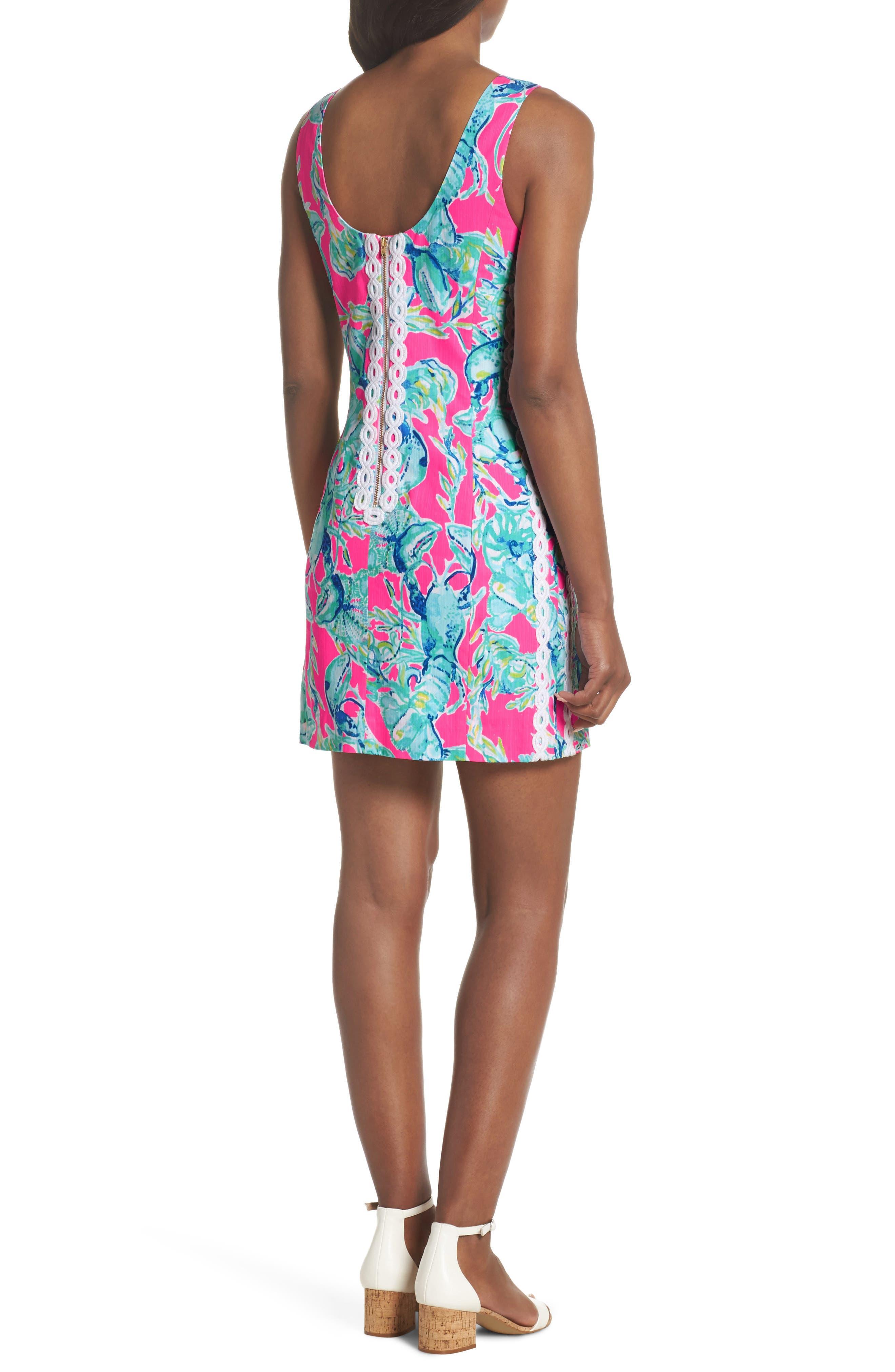 Mila Sheath Dress,                             Alternate thumbnail 2, color,                             655
