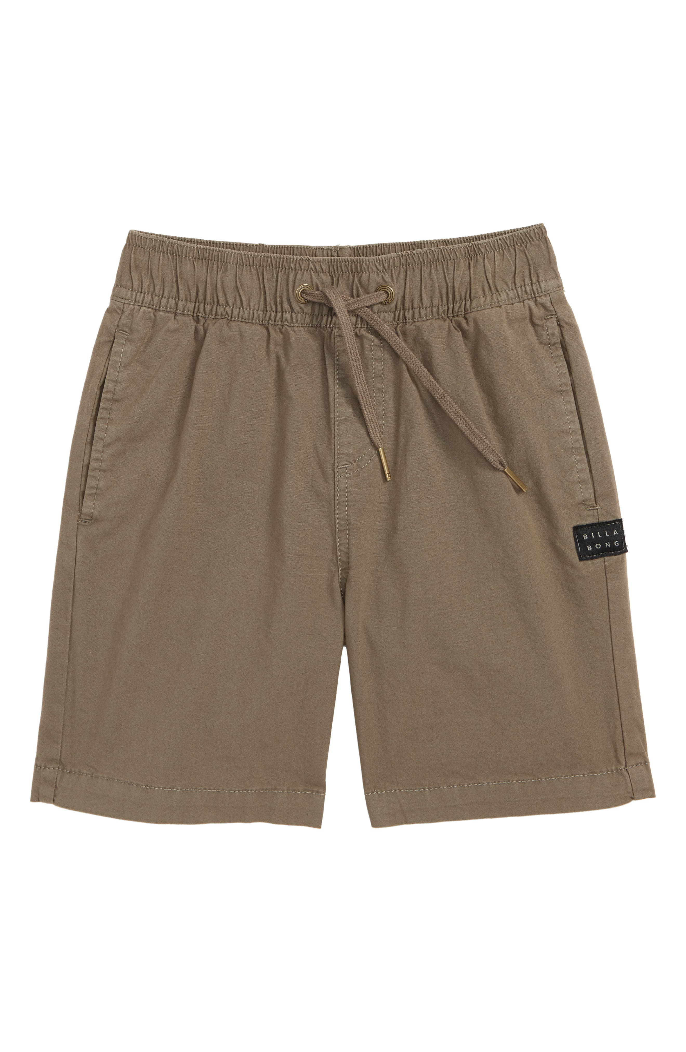 Larry Shorts,                         Main,                         color, CLAY