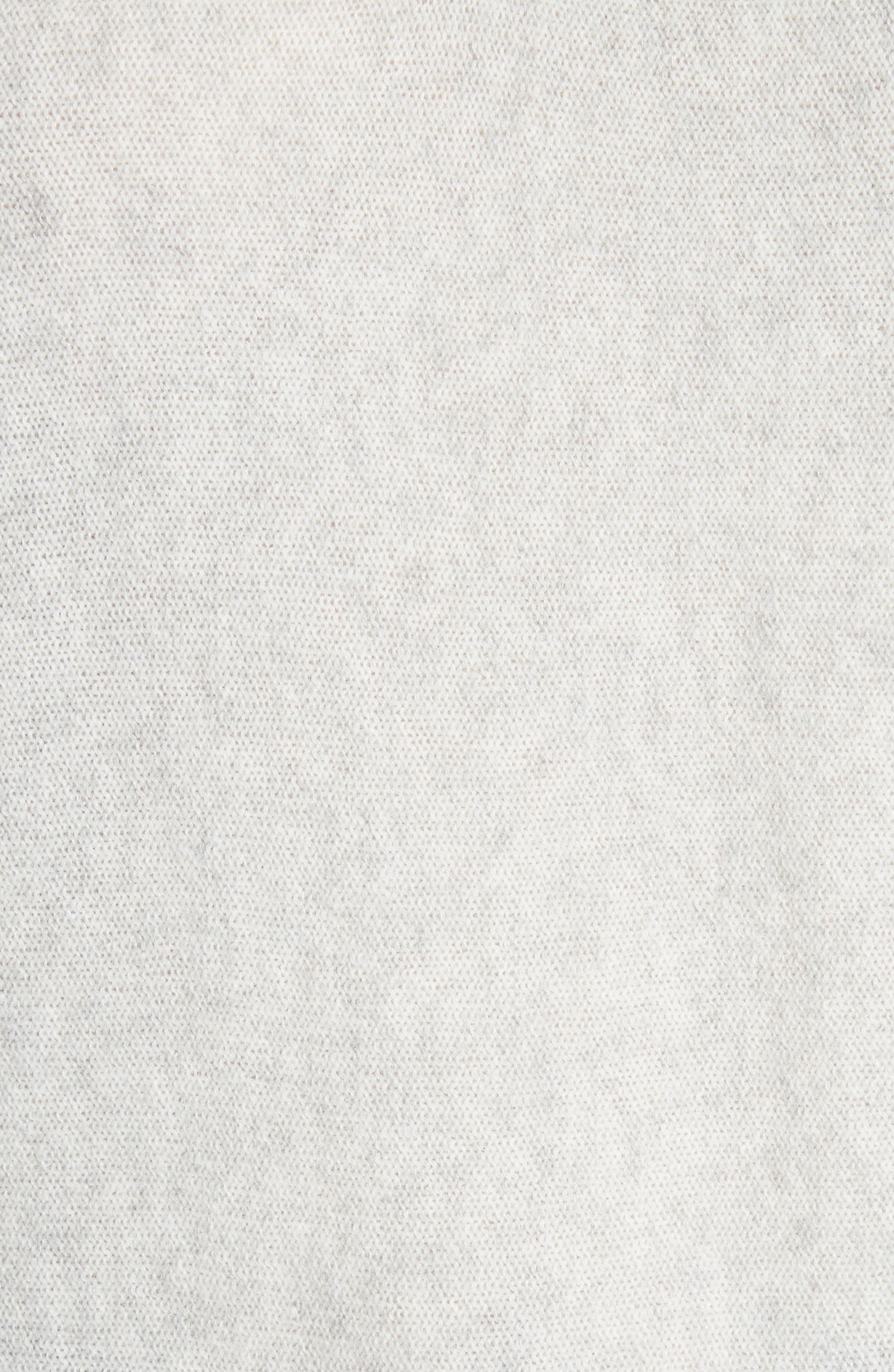 Weller Cashmere Sweater,                             Alternate thumbnail 5, color,                             100