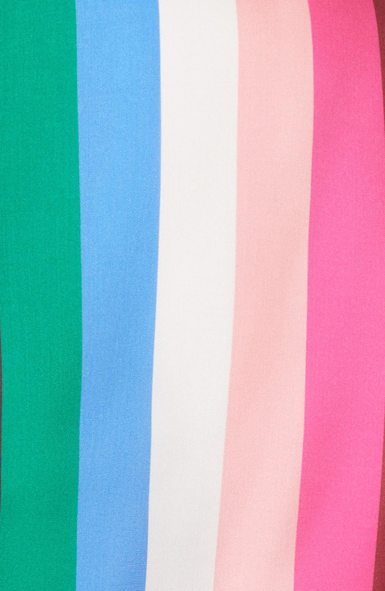 Dyanna Midi Dress,                             Alternate thumbnail 5, color,                             607