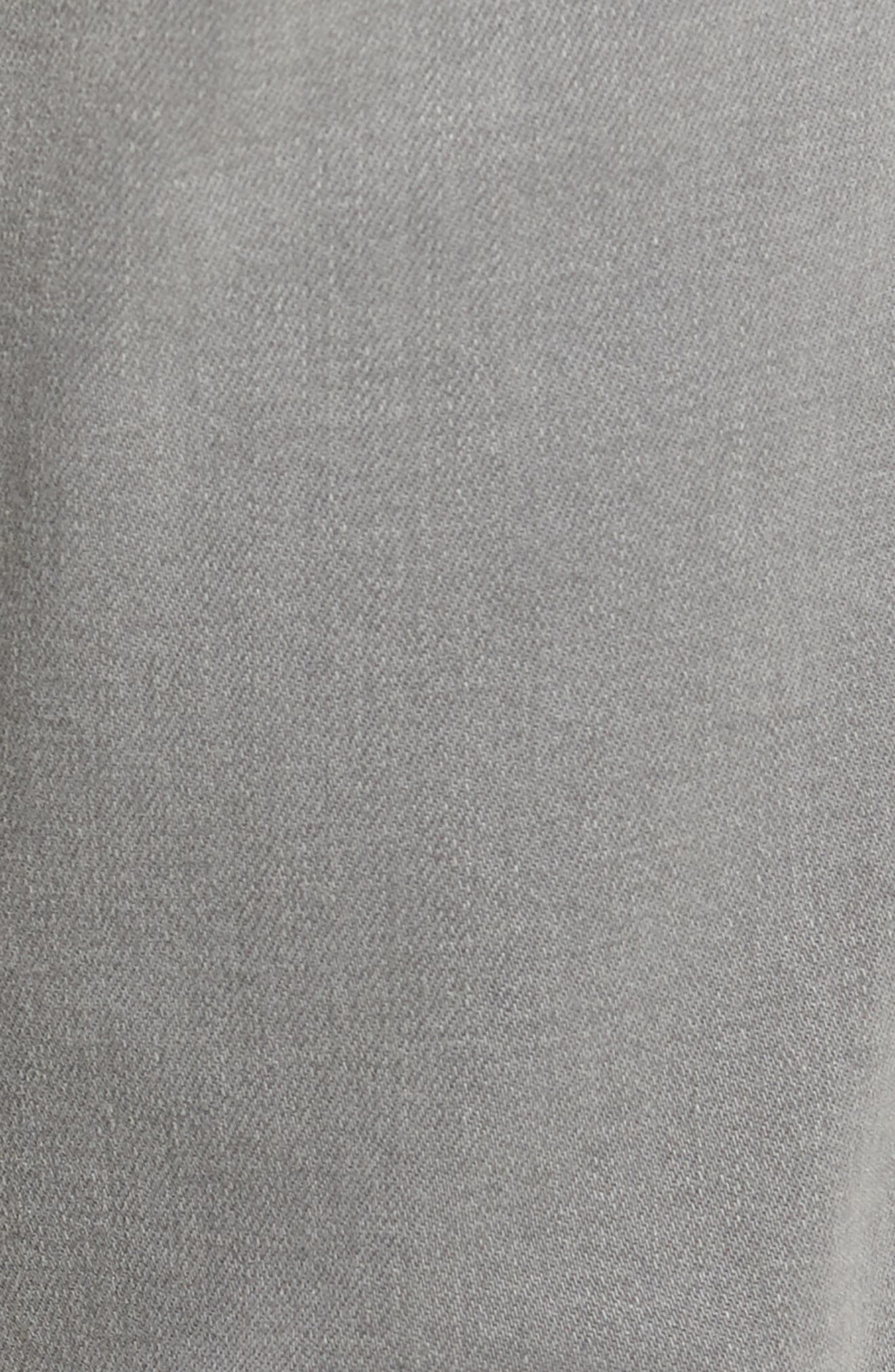 L'Homme Skinny Fit Jeans,                             Alternate thumbnail 5, color,                             030
