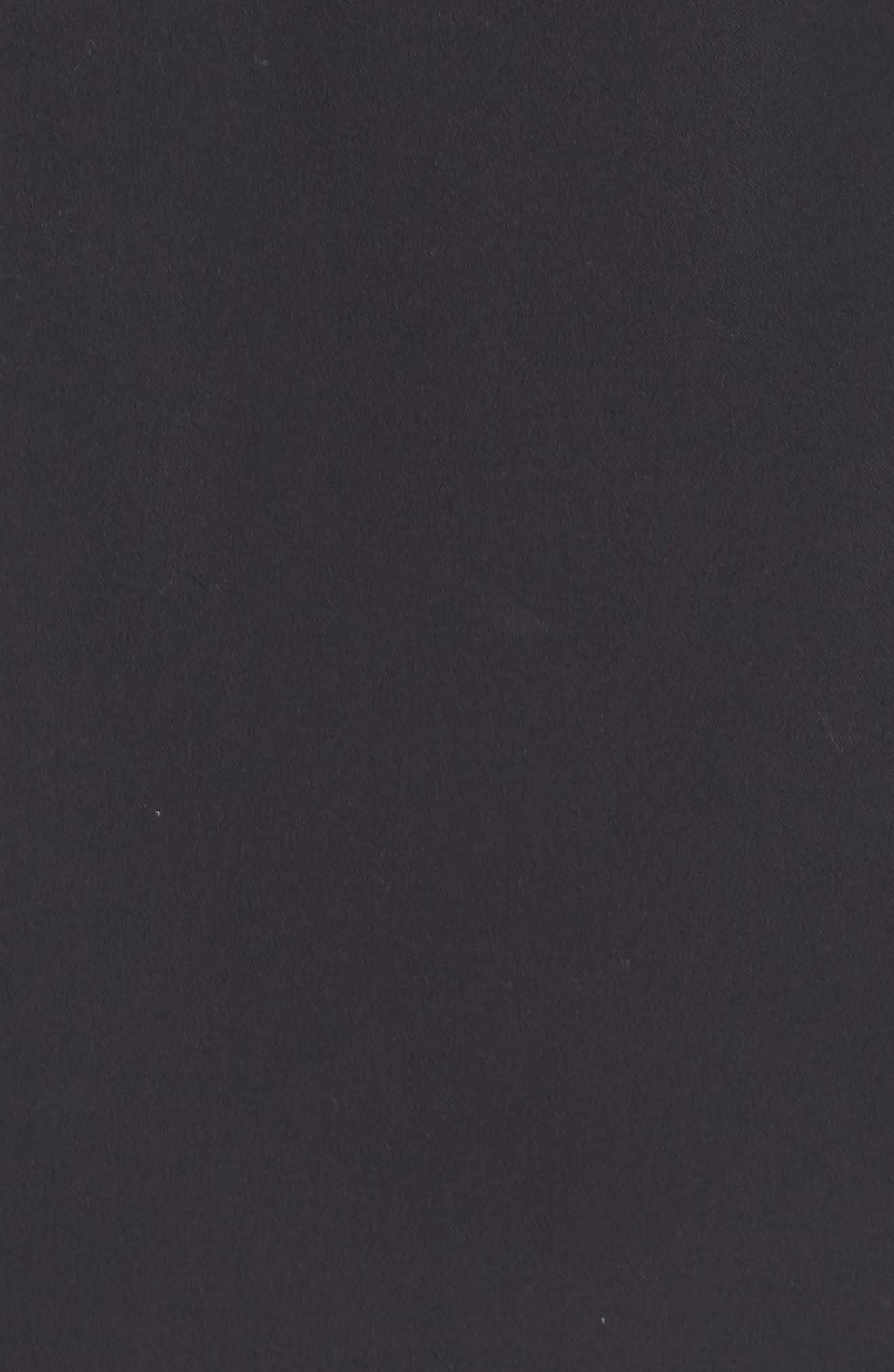 HARPER ROSE,                             Belted Sheath Dress,                             Alternate thumbnail 6, color,                             BLACK