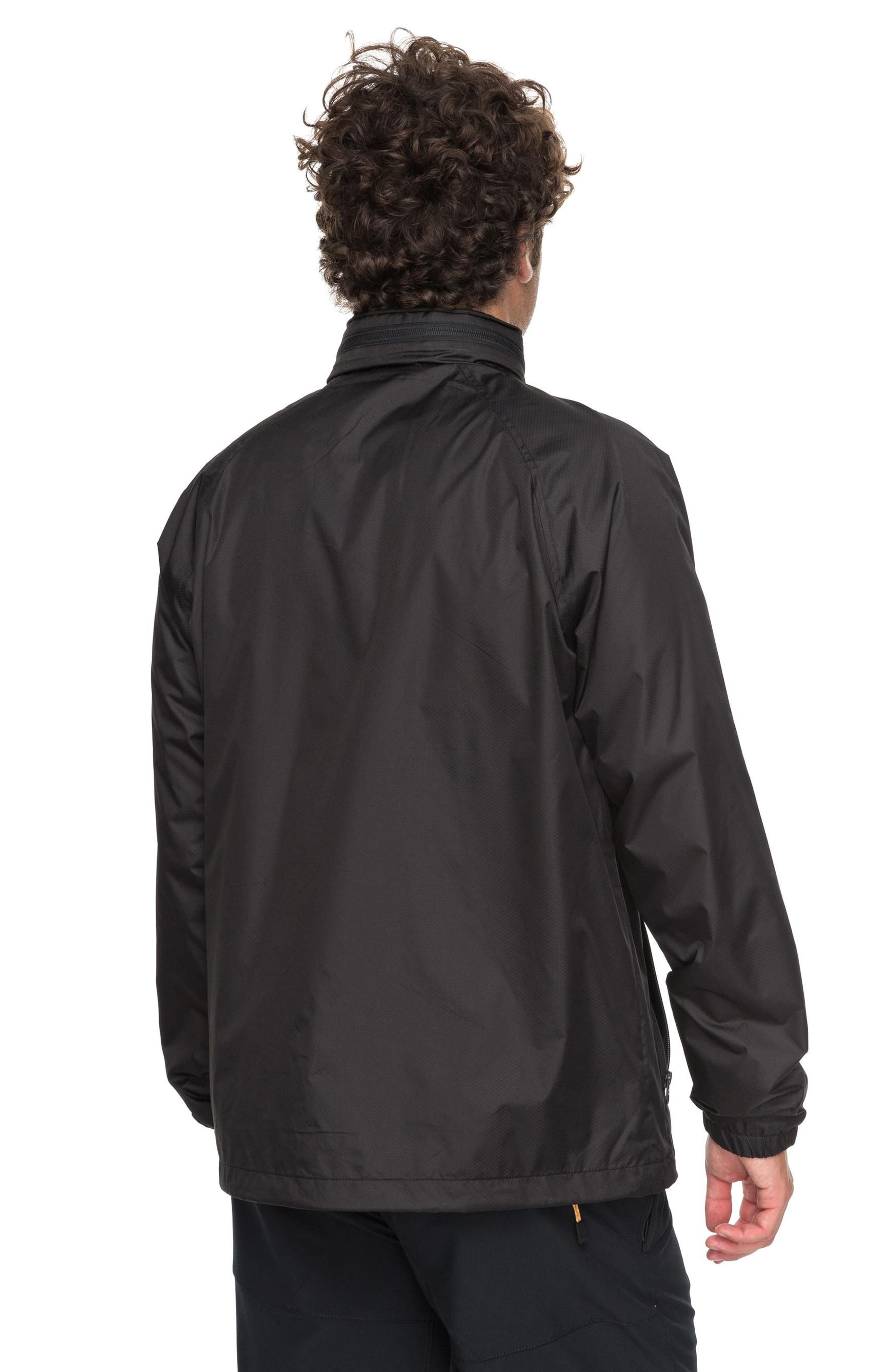 Shell Shock Water Repellent Windbreaker,                             Alternate thumbnail 4, color,                             002