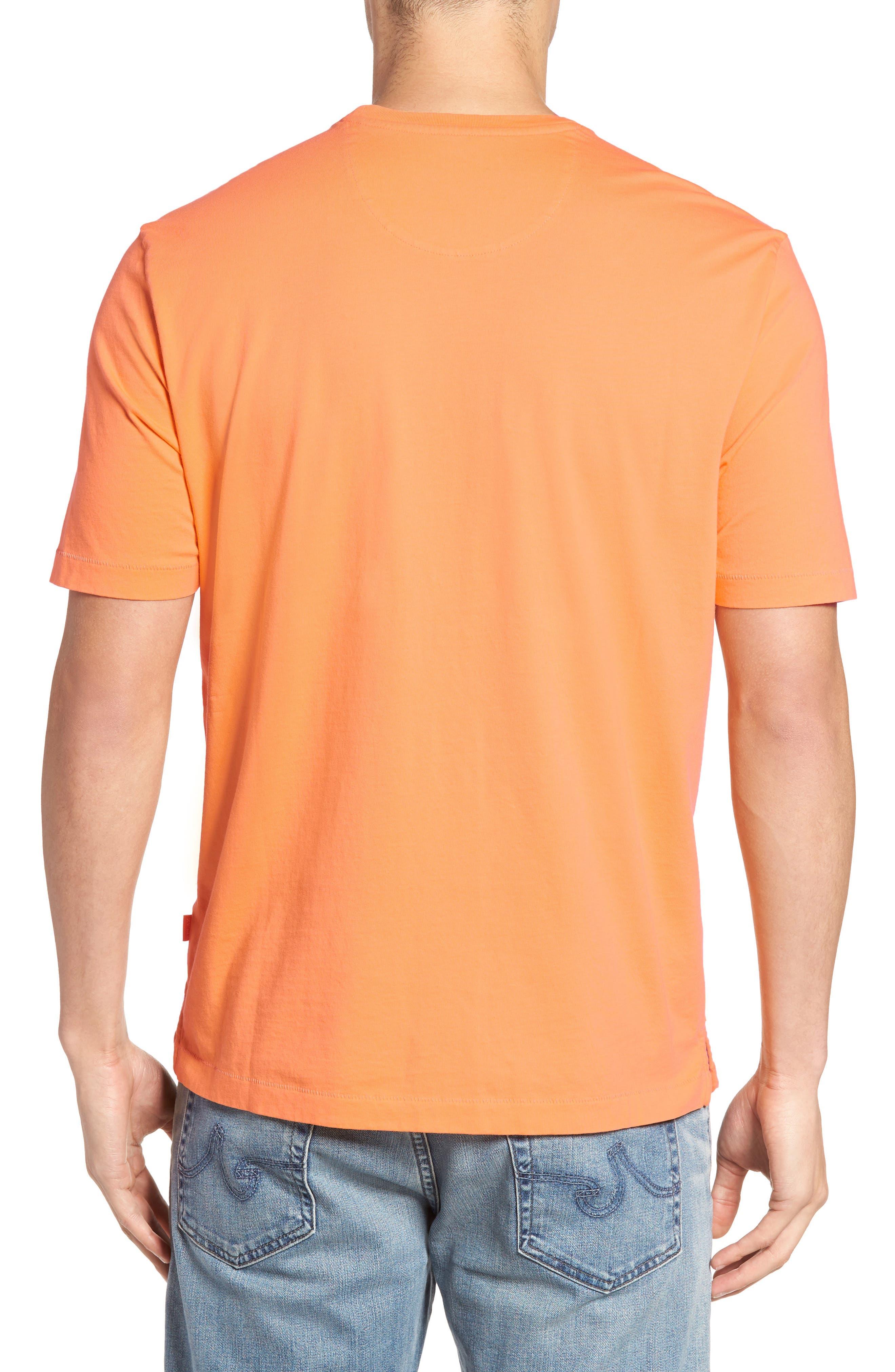 New Bali Sky Pima Cotton Pocket T-Shirt,                             Alternate thumbnail 77, color,