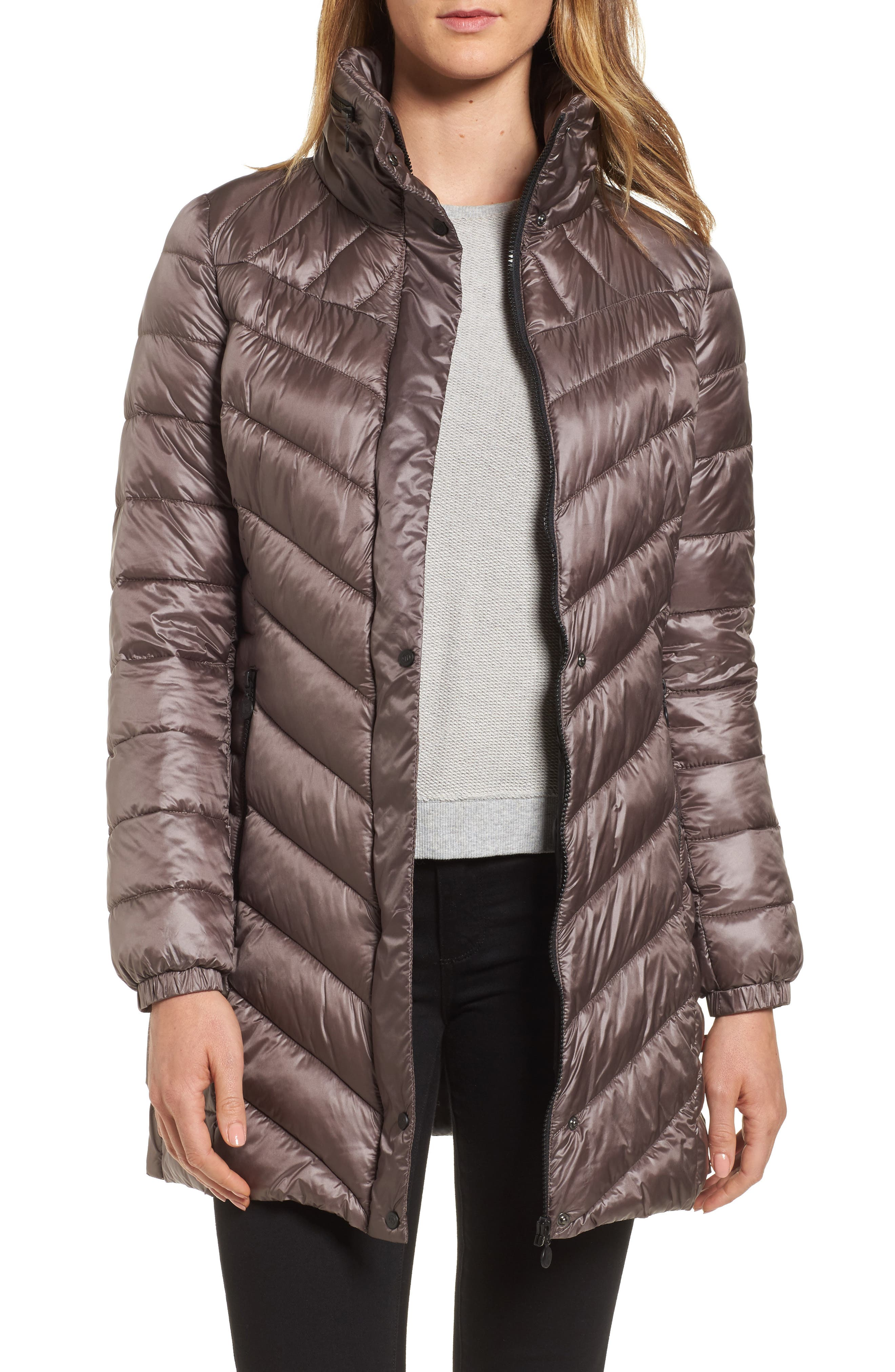 Packable Thermoplume Coat,                         Main,                         color, 937
