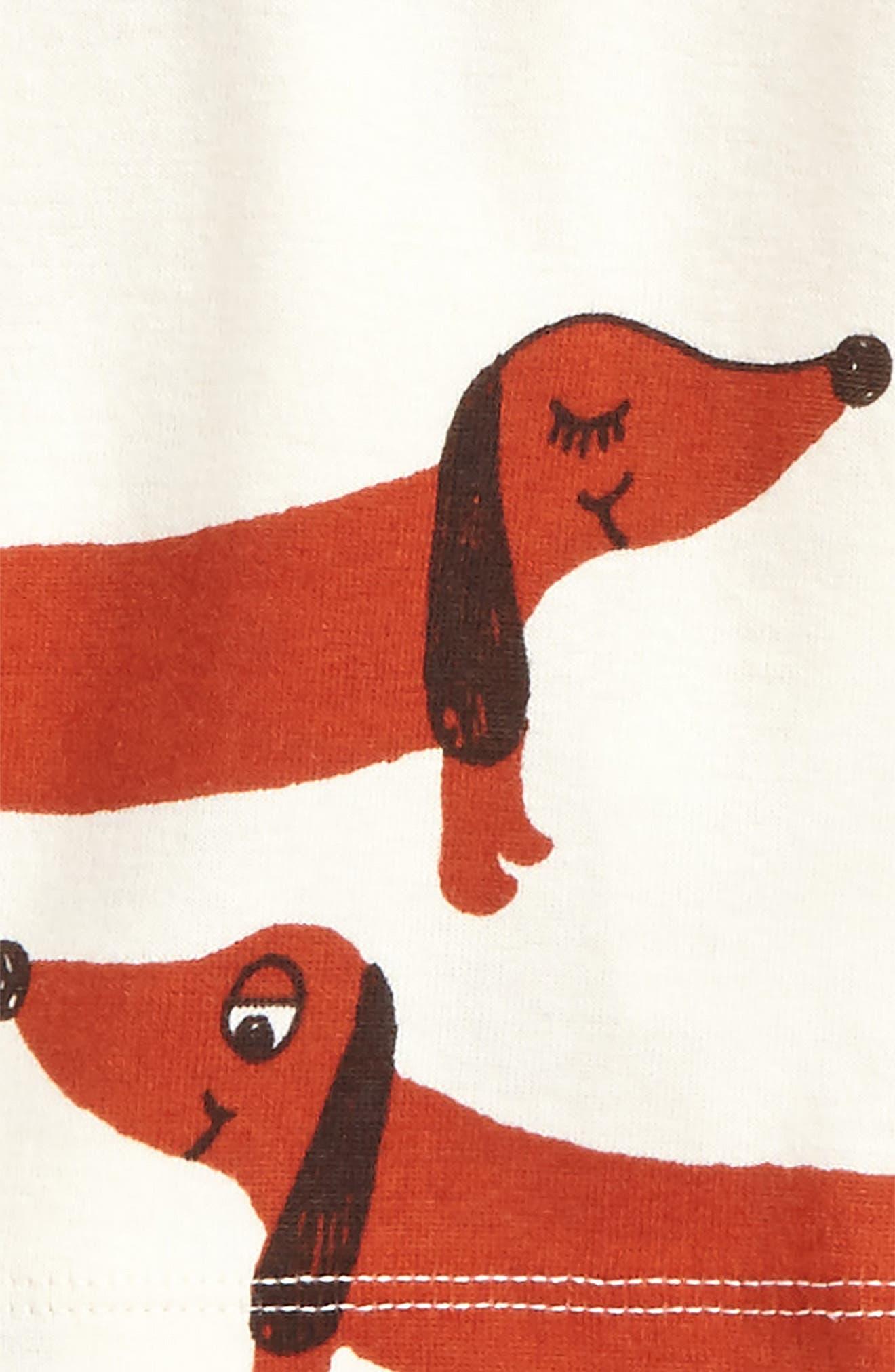 Dog Graphic T-Shirt,                             Alternate thumbnail 2, color,                             111