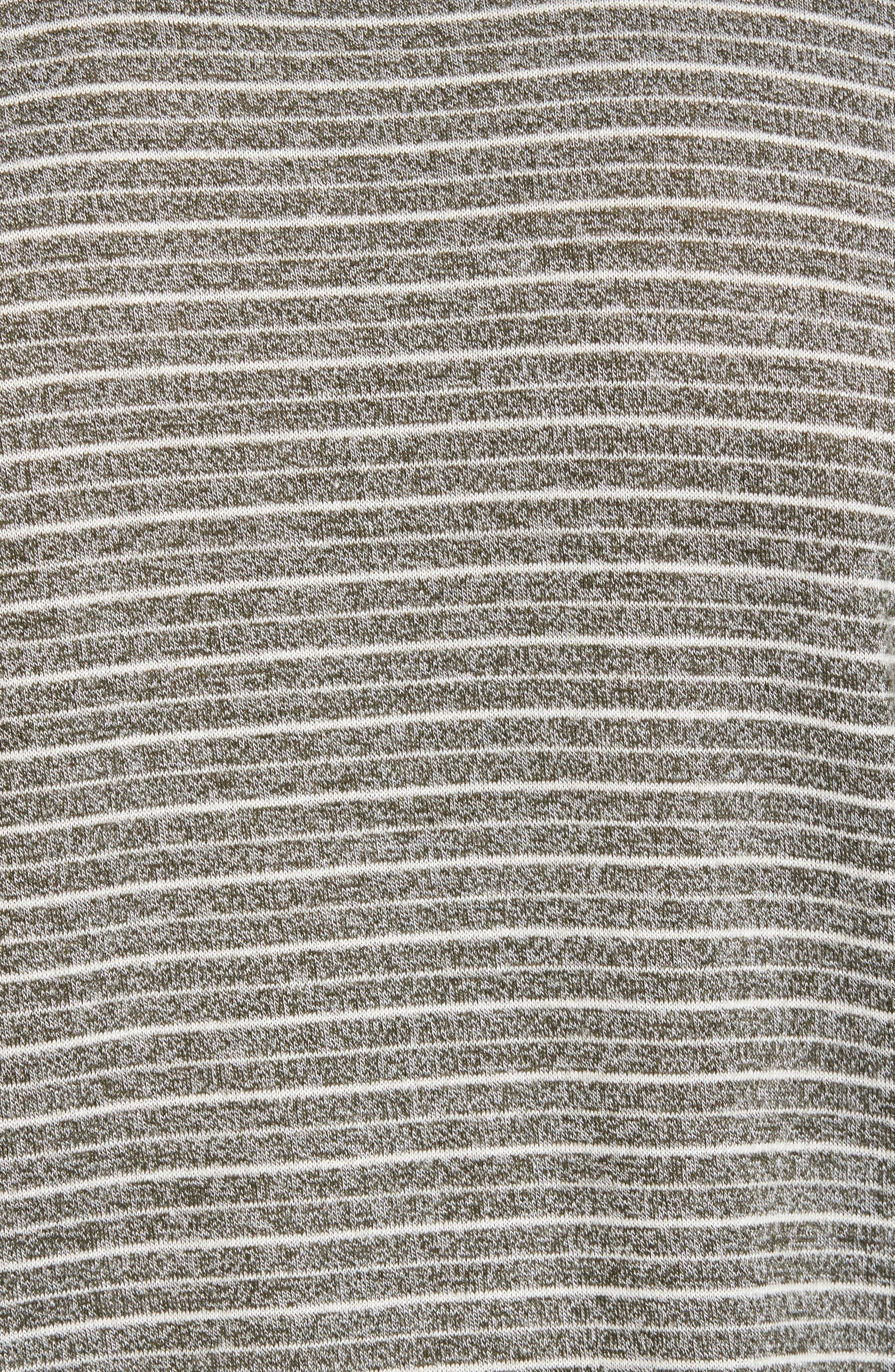 Smith Slim Fit Stripe Polo,                             Alternate thumbnail 14, color,