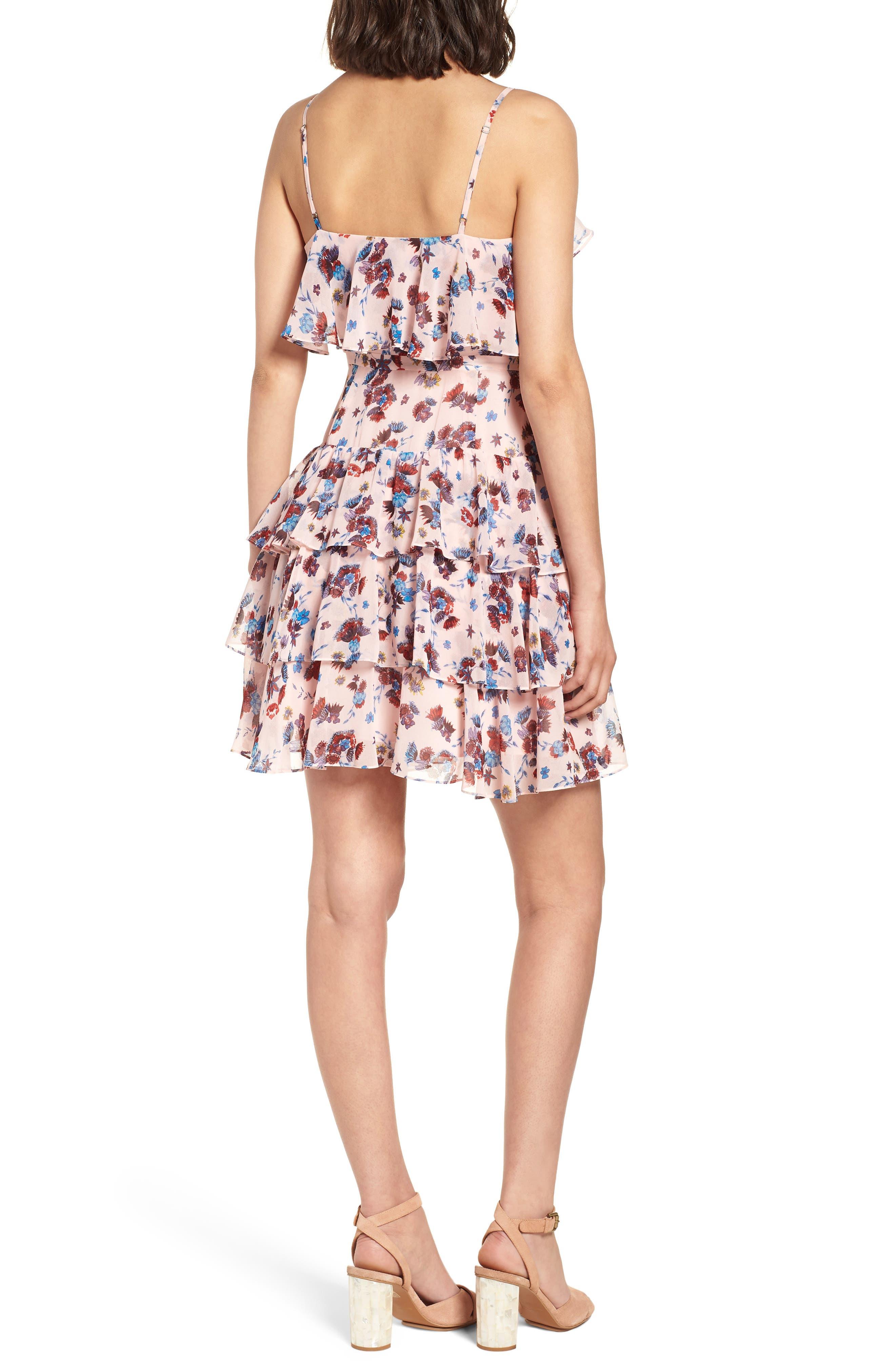 Marla Dress,                             Alternate thumbnail 2, color,                             671