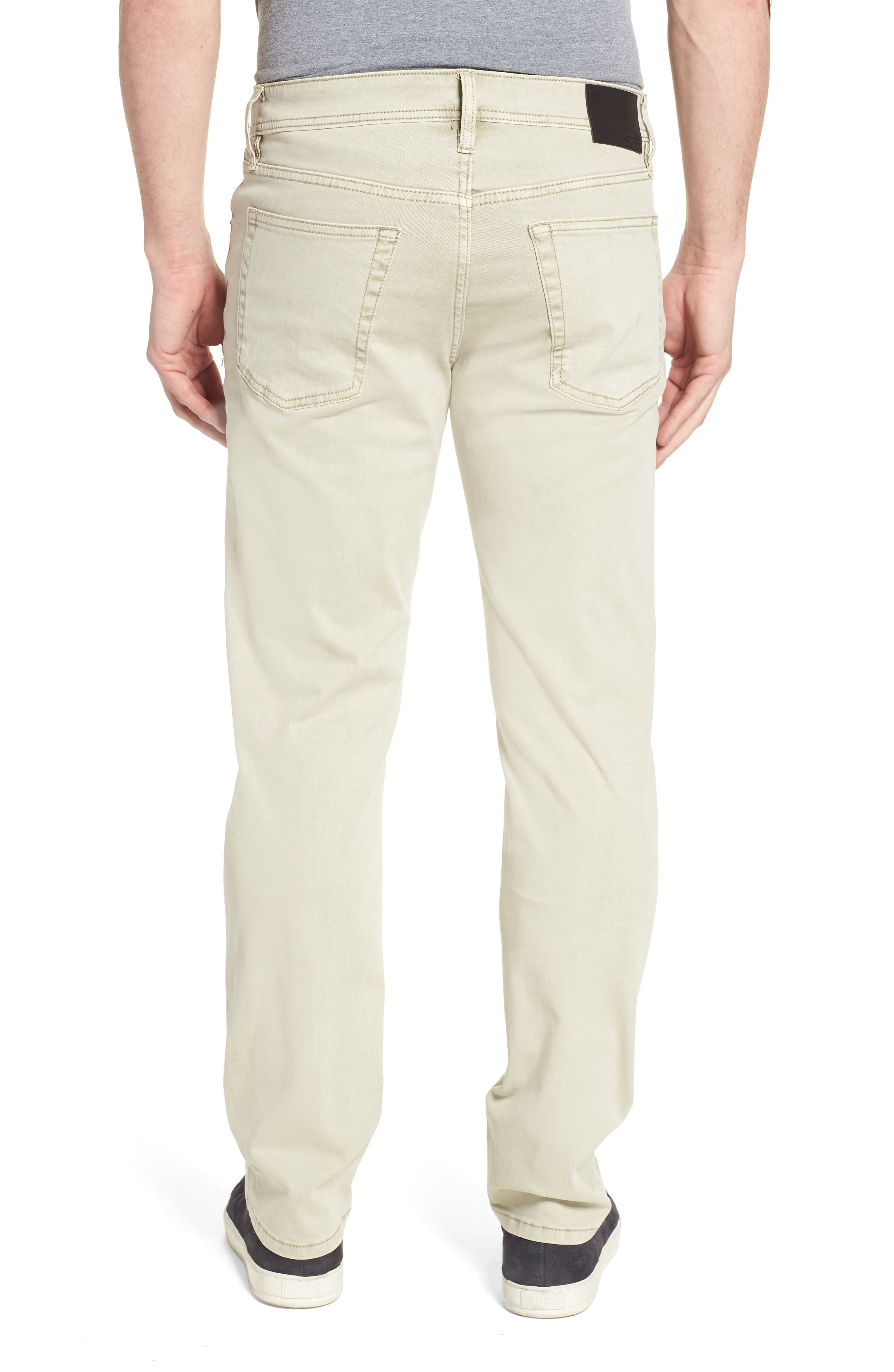 Jeans Co. Regent Relaxed Fit Straight Leg Jeans,                             Alternate thumbnail 2, color,                             SANDSTROM