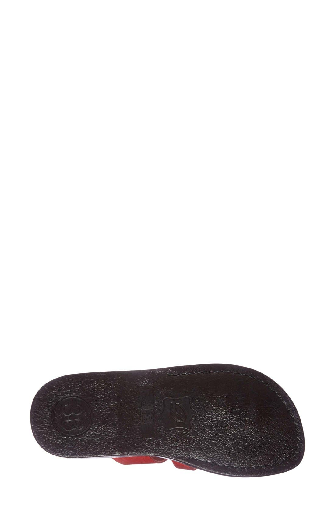 'The Good Shepard' Leather Sandal,                             Alternate thumbnail 31, color,