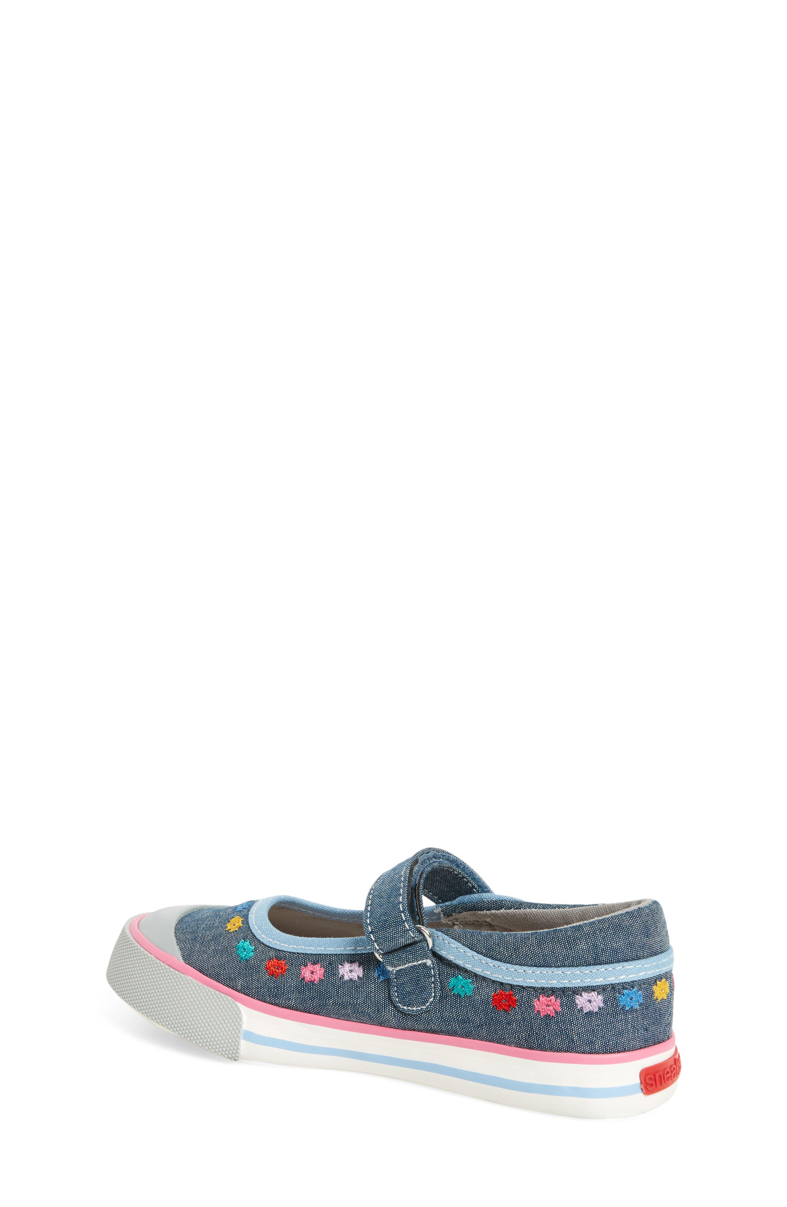 'Marie' Mary Jane Sneaker,                             Alternate thumbnail 2, color,                             400