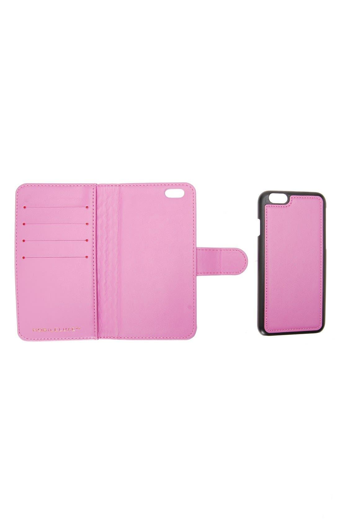 iPhone 6/6s Wallet Case,                             Alternate thumbnail 2, color,                             650