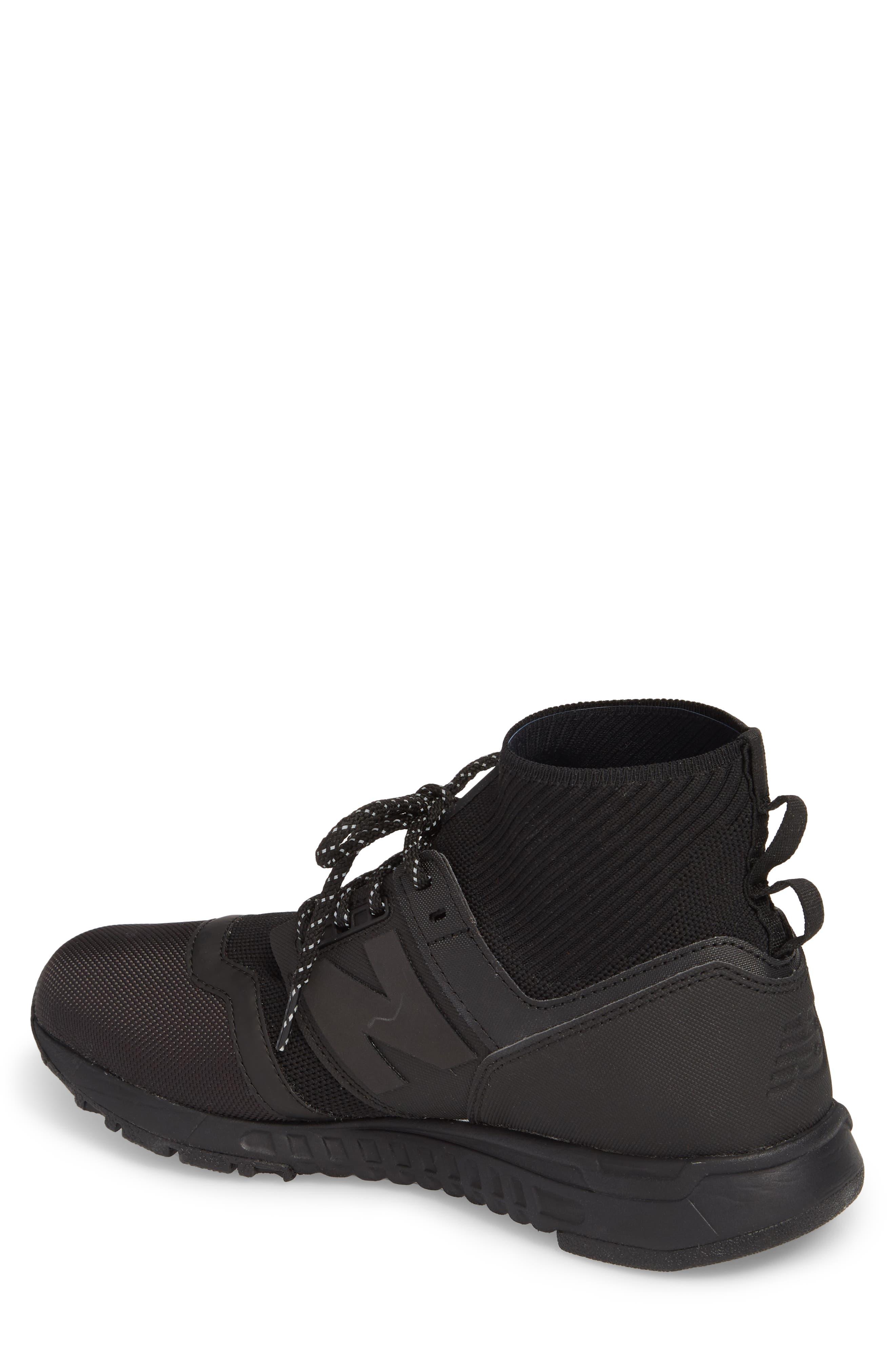 247 Mid Sneaker,                             Alternate thumbnail 5, color,