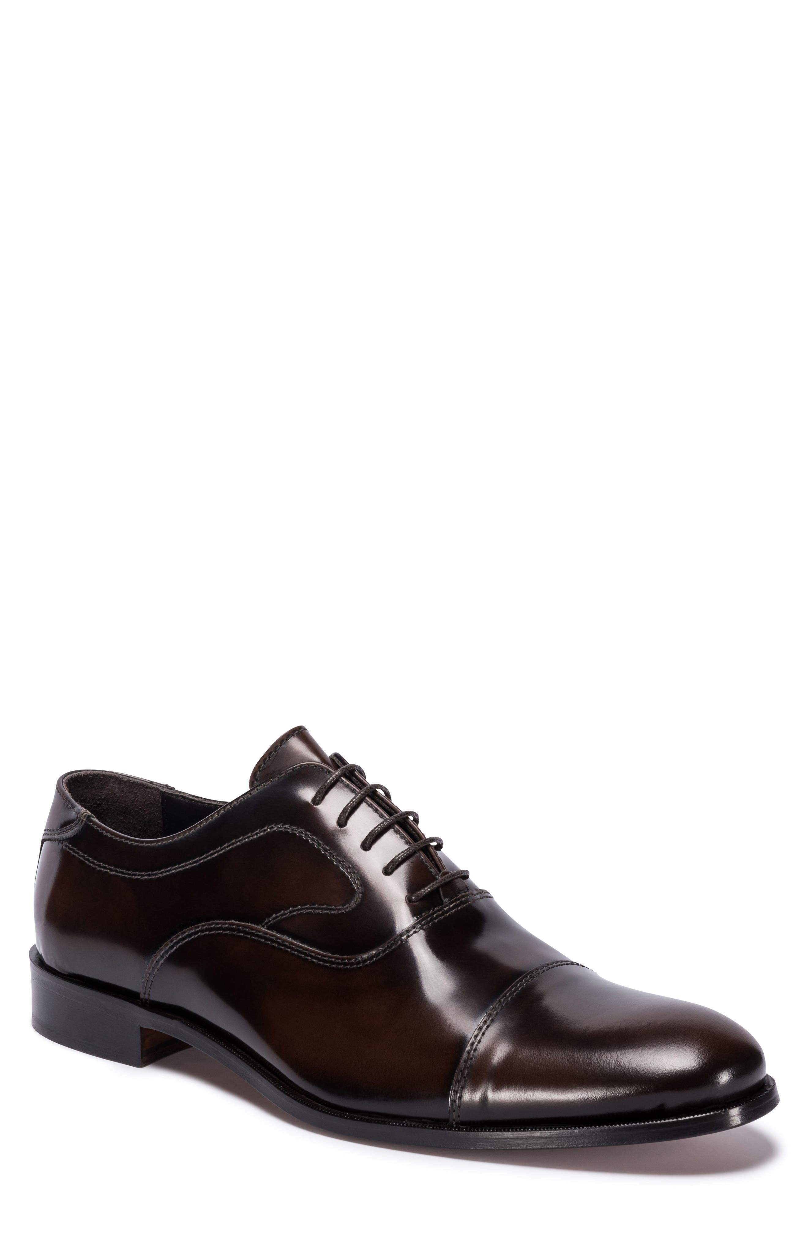 Garda Cap Toe Oxford,                             Main thumbnail 1, color,                             203