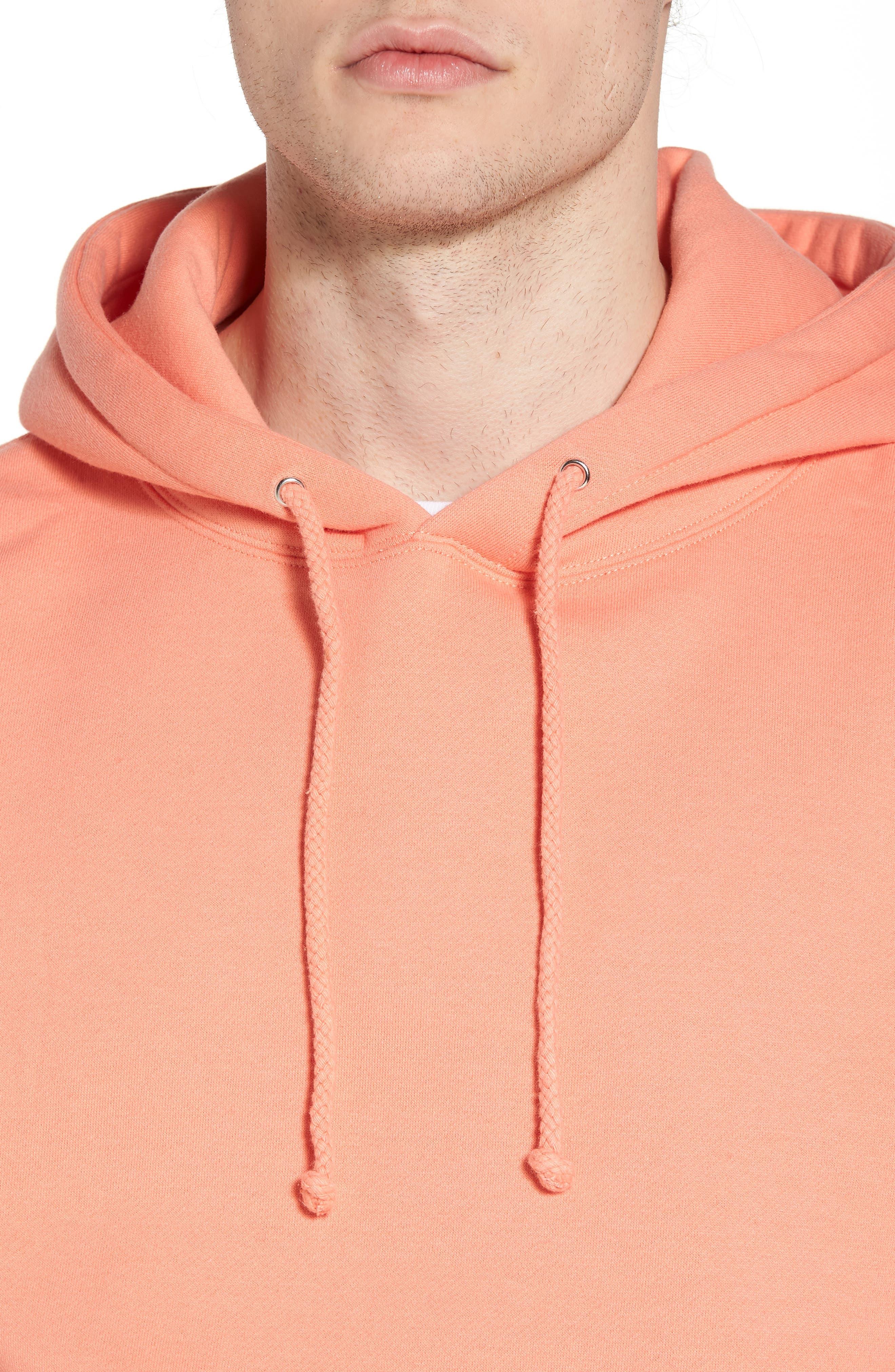Tunnel Vision Hoodie Sweatshirt,                             Alternate thumbnail 4, color,
