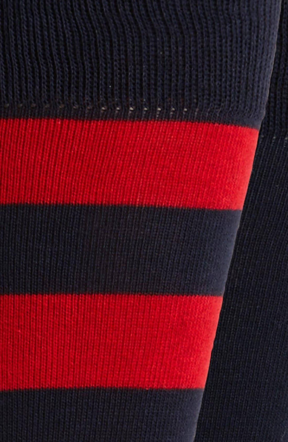 Cotton Blend Socks,                             Alternate thumbnail 35, color,