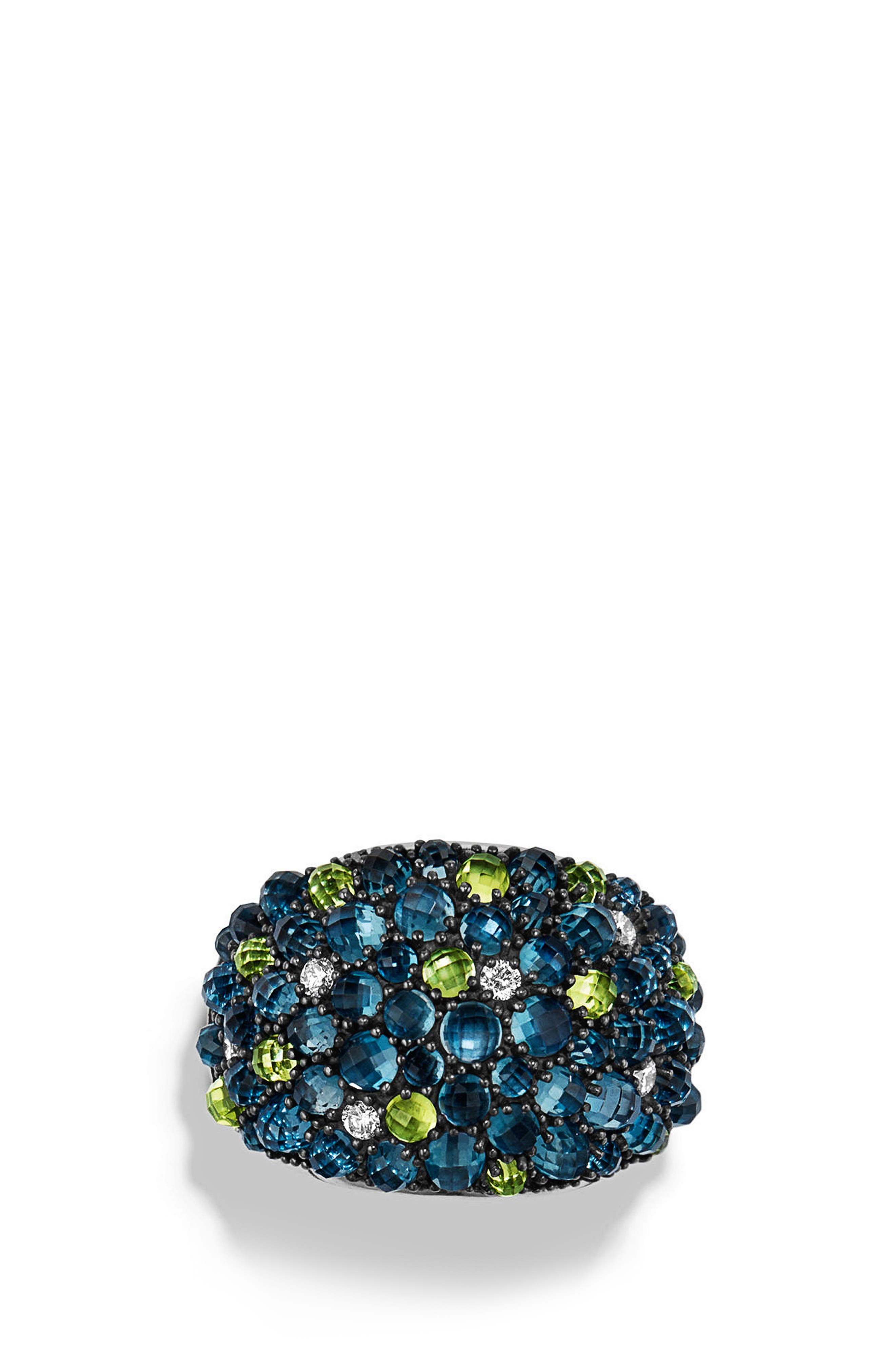 Cable Berries Dome Ring,                             Alternate thumbnail 3, color,                             040