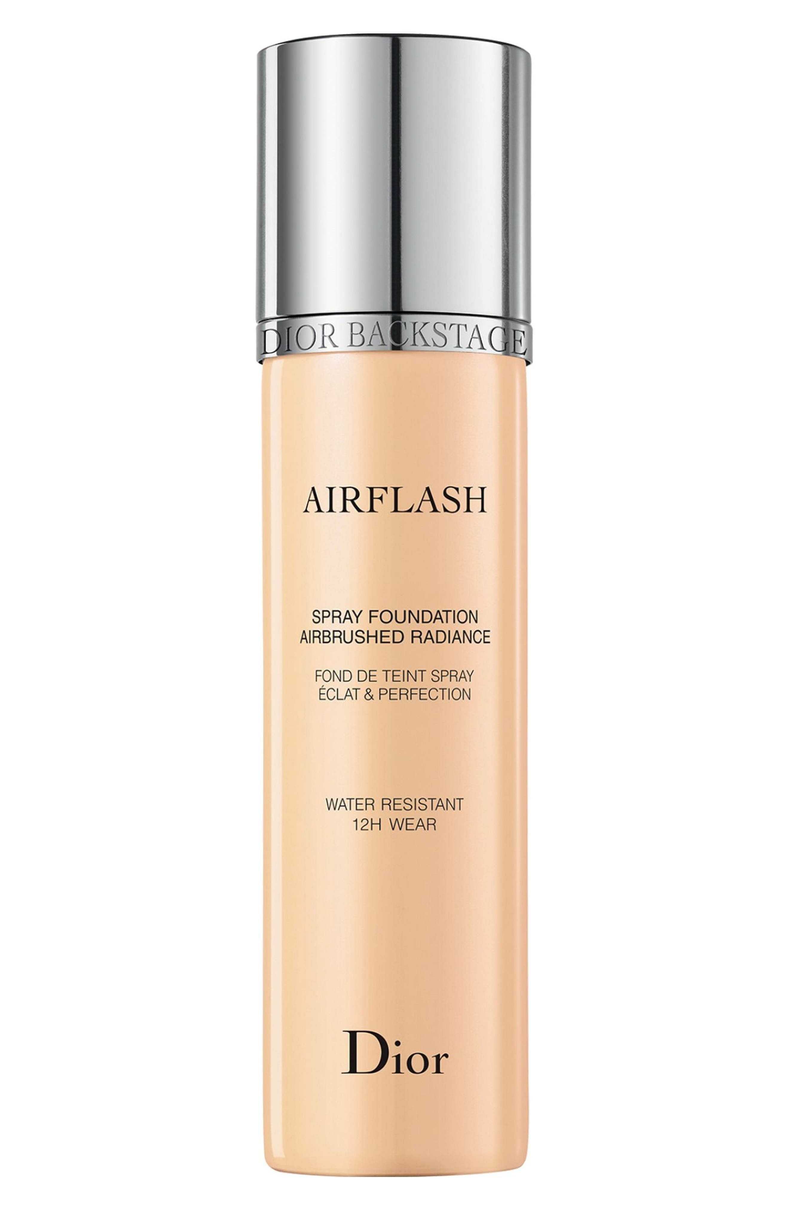 Dior Diorskin Airflash Spray Foundation - 100 Ivory