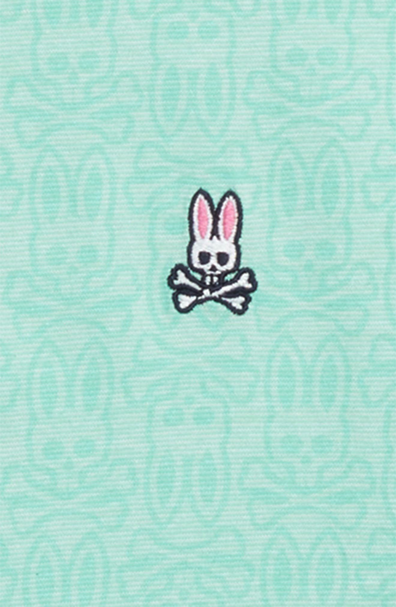 PSYCHO BUNNY,                             Fareham T-Shirt,                             Alternate thumbnail 2, color,                             300