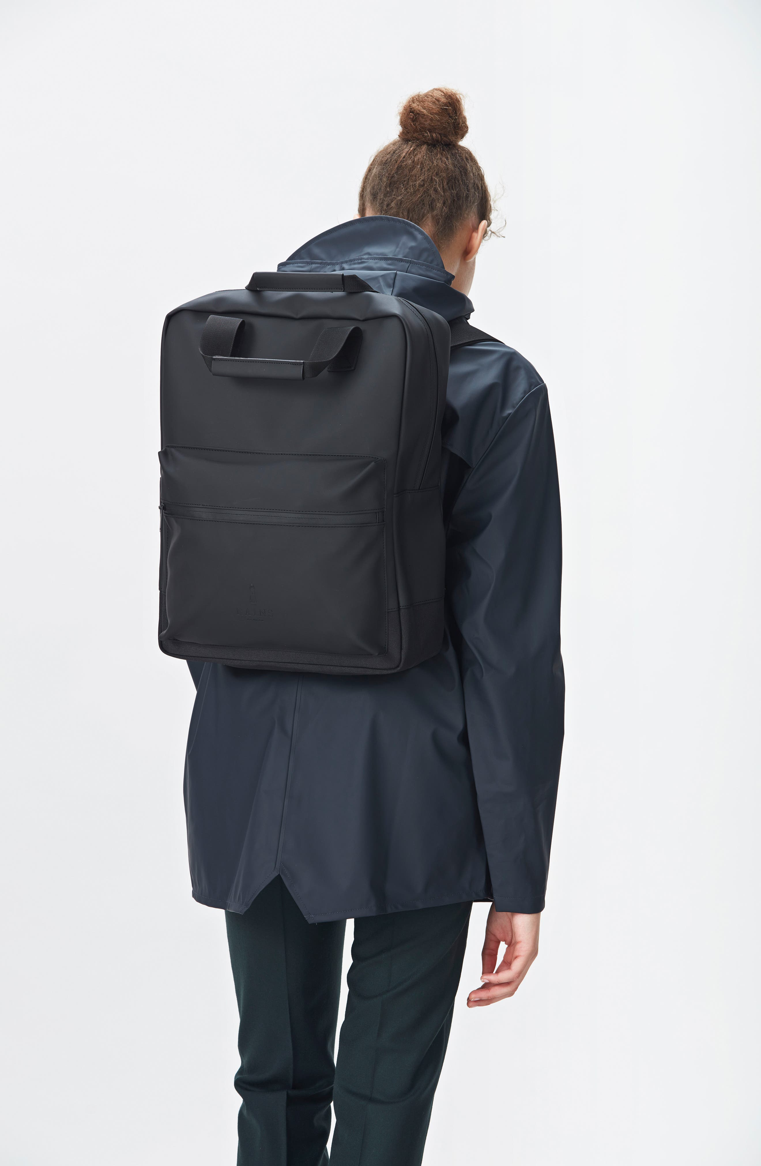 Scout Backpack,                             Alternate thumbnail 8, color,                             BLACK