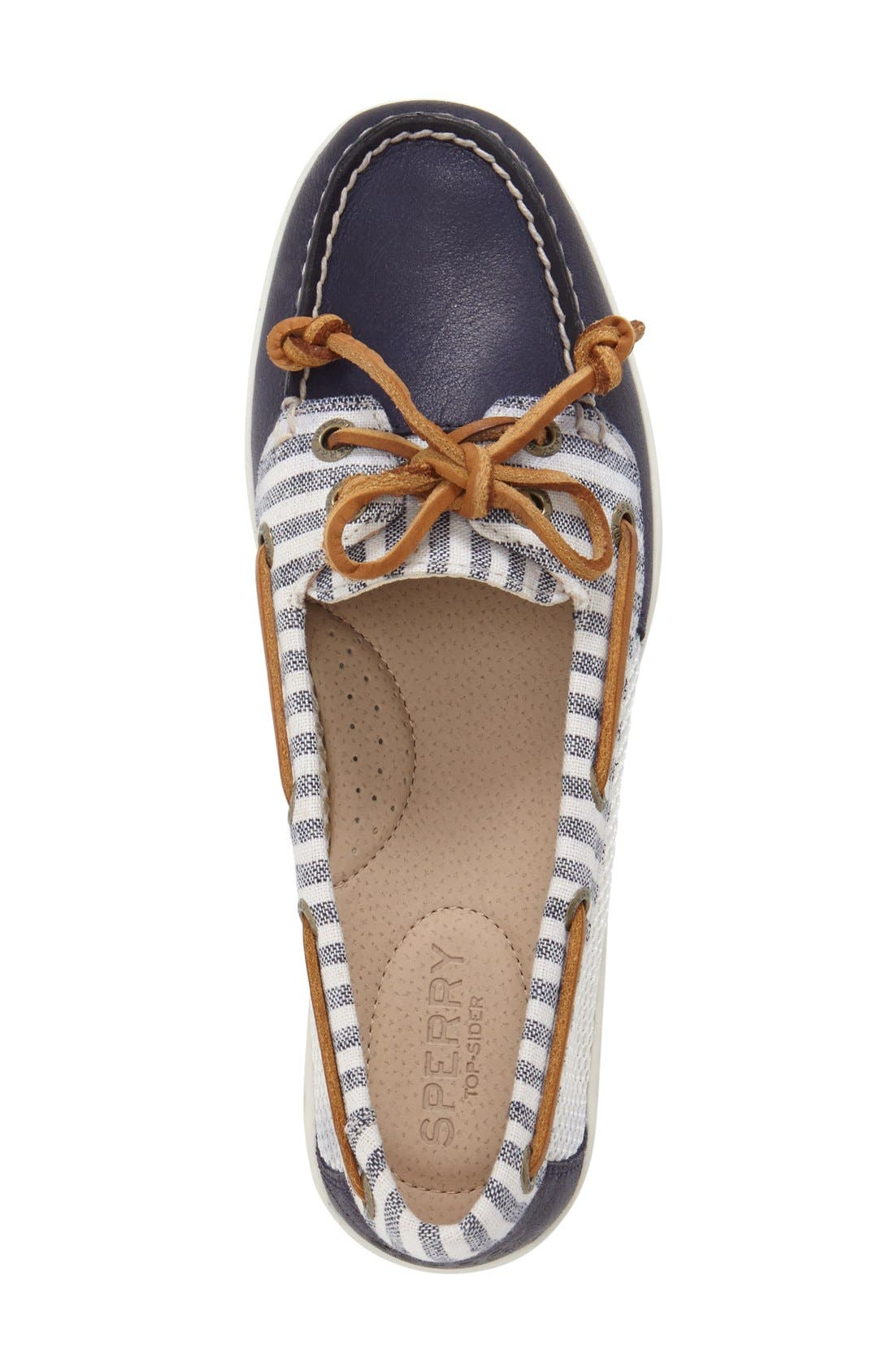 'Firefish' Boat Shoe,                             Alternate thumbnail 38, color,