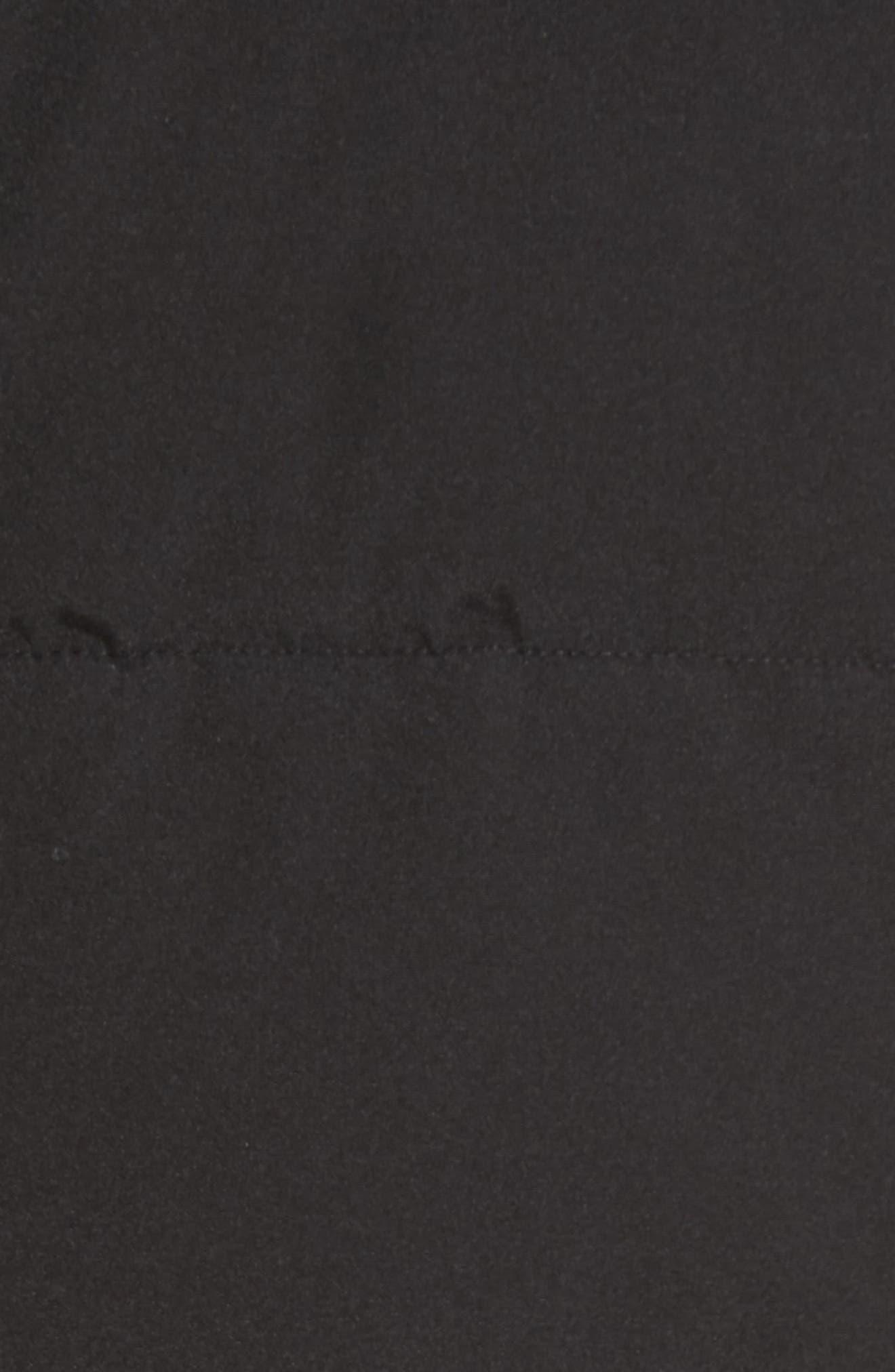 Water-Resistant Down Vest,                             Alternate thumbnail 6, color,                             001