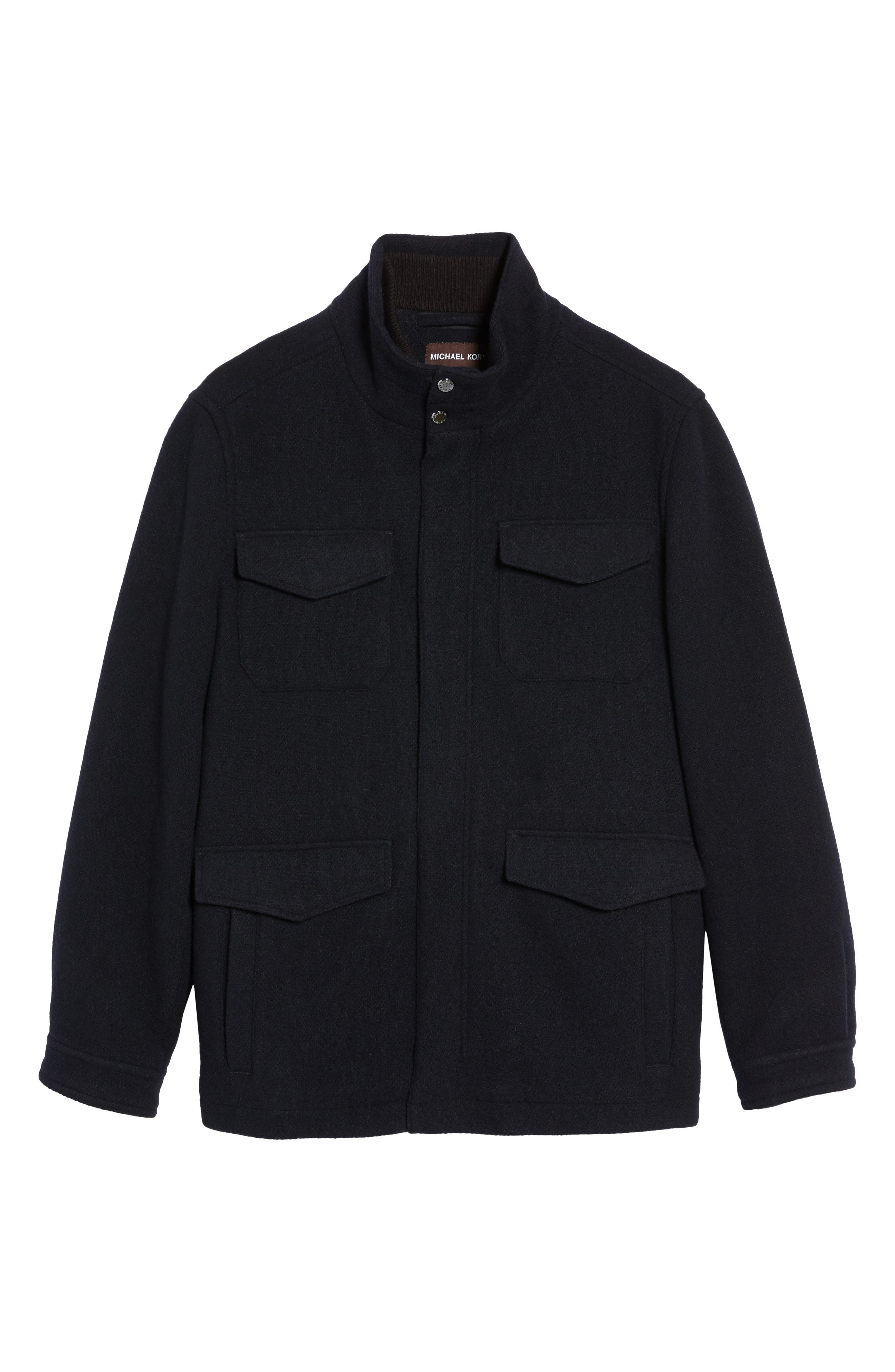 Regular Fit Double Layer Field Jacket,                             Alternate thumbnail 20, color,
