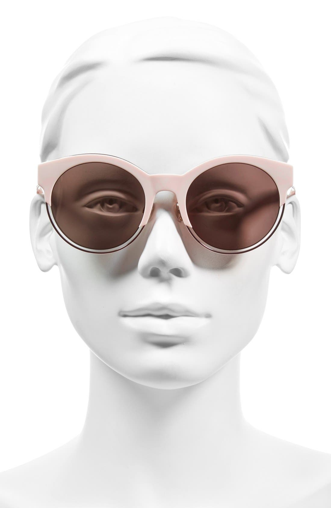 Siderall 1 53mm Round Sunglasses,                             Alternate thumbnail 18, color,