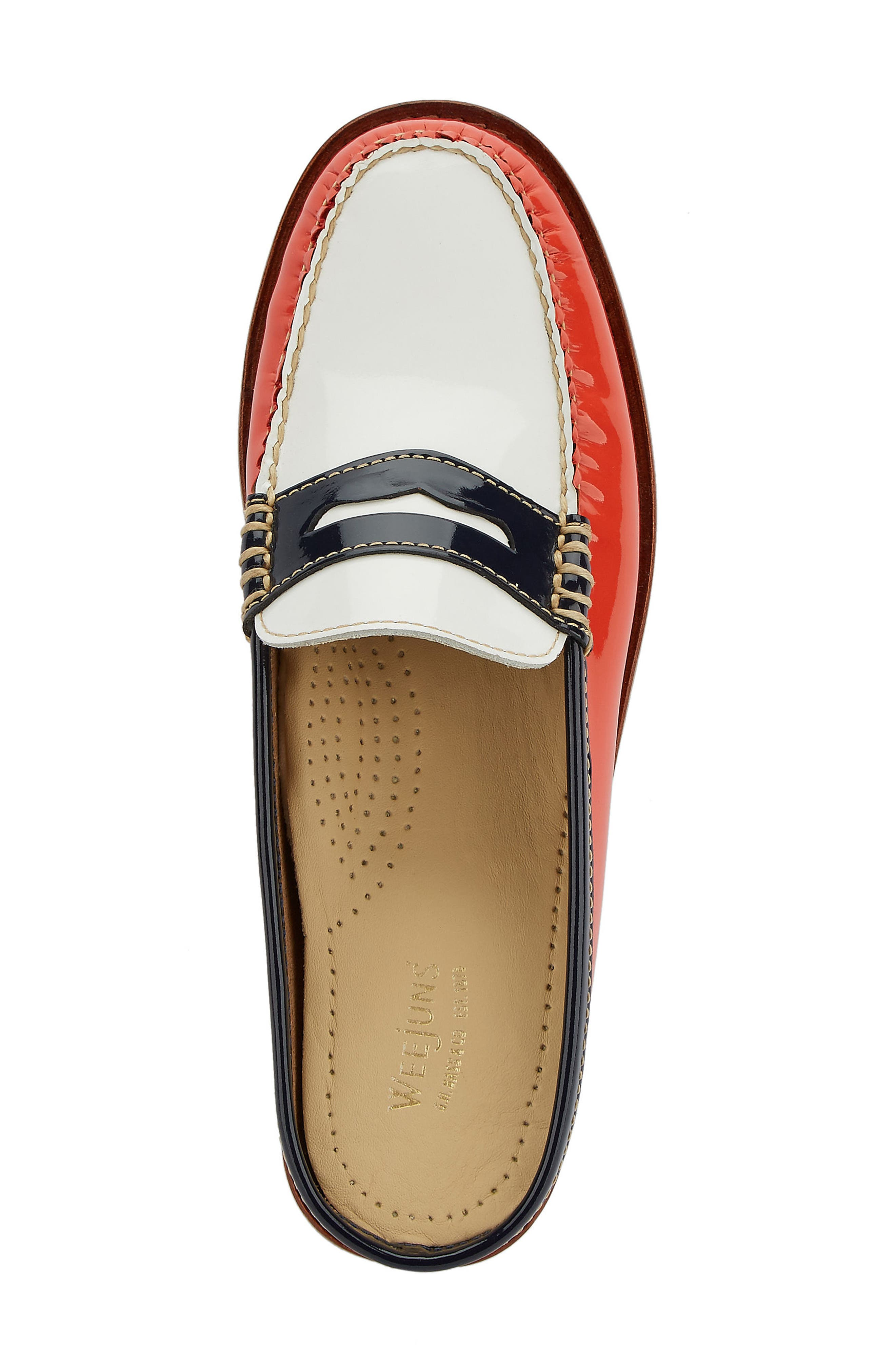 Wynn Loafer Mule,                             Alternate thumbnail 81, color,