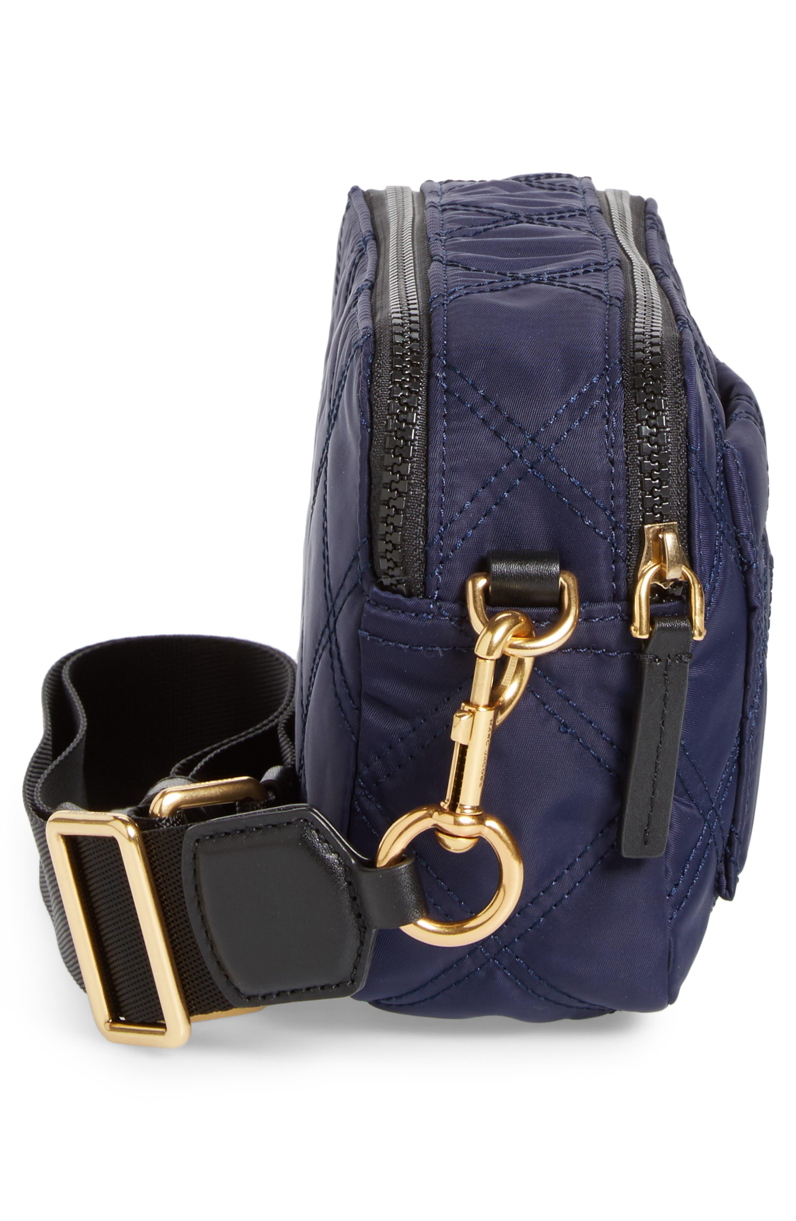 Nylon Knot Crossbody Bag,                             Alternate thumbnail 15, color,