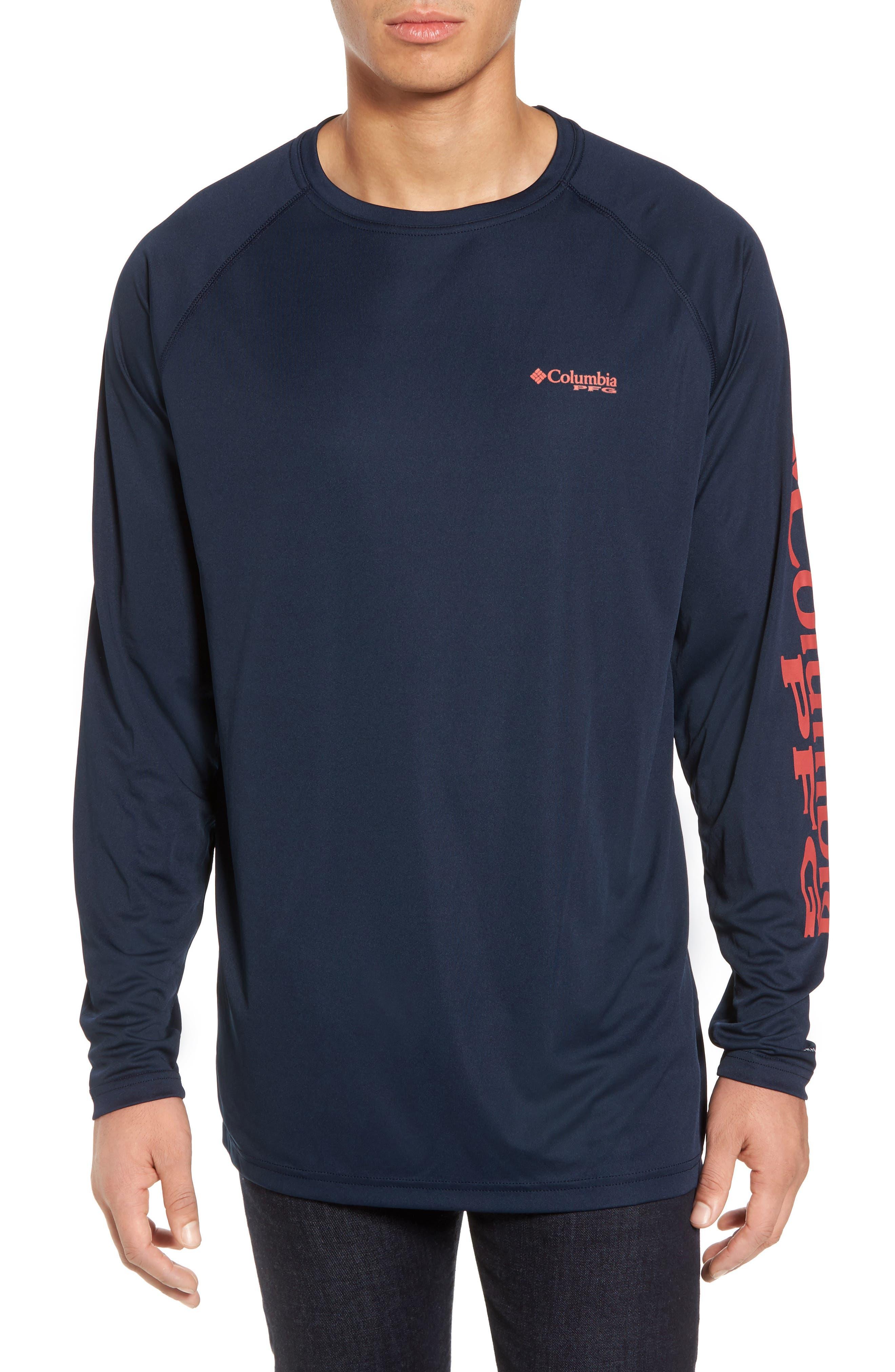PFG Terminal Tackle Performance T-Shirt,                             Main thumbnail 5, color,