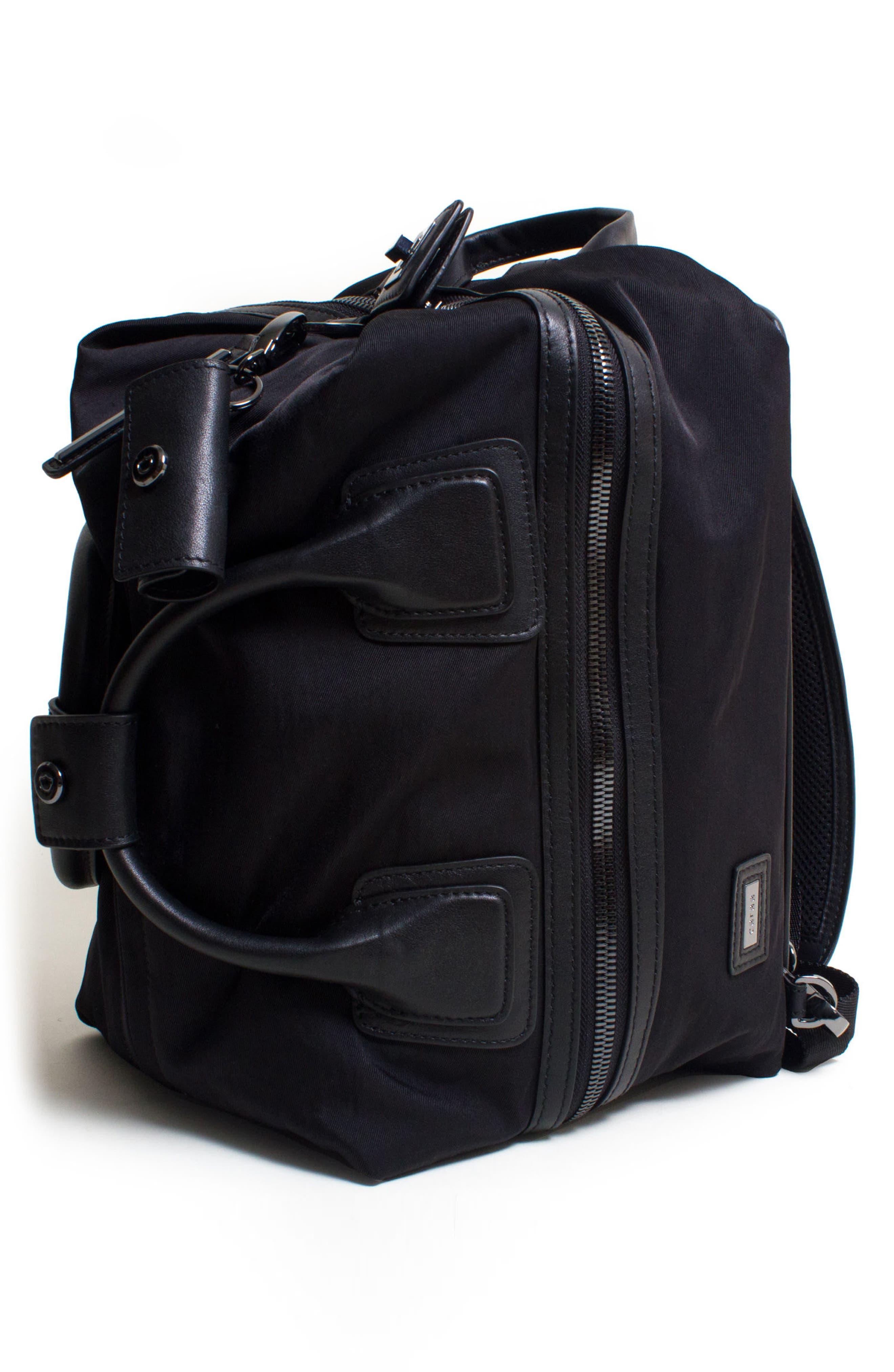 Studio Duffel Backpack,                             Alternate thumbnail 4, color,                             003