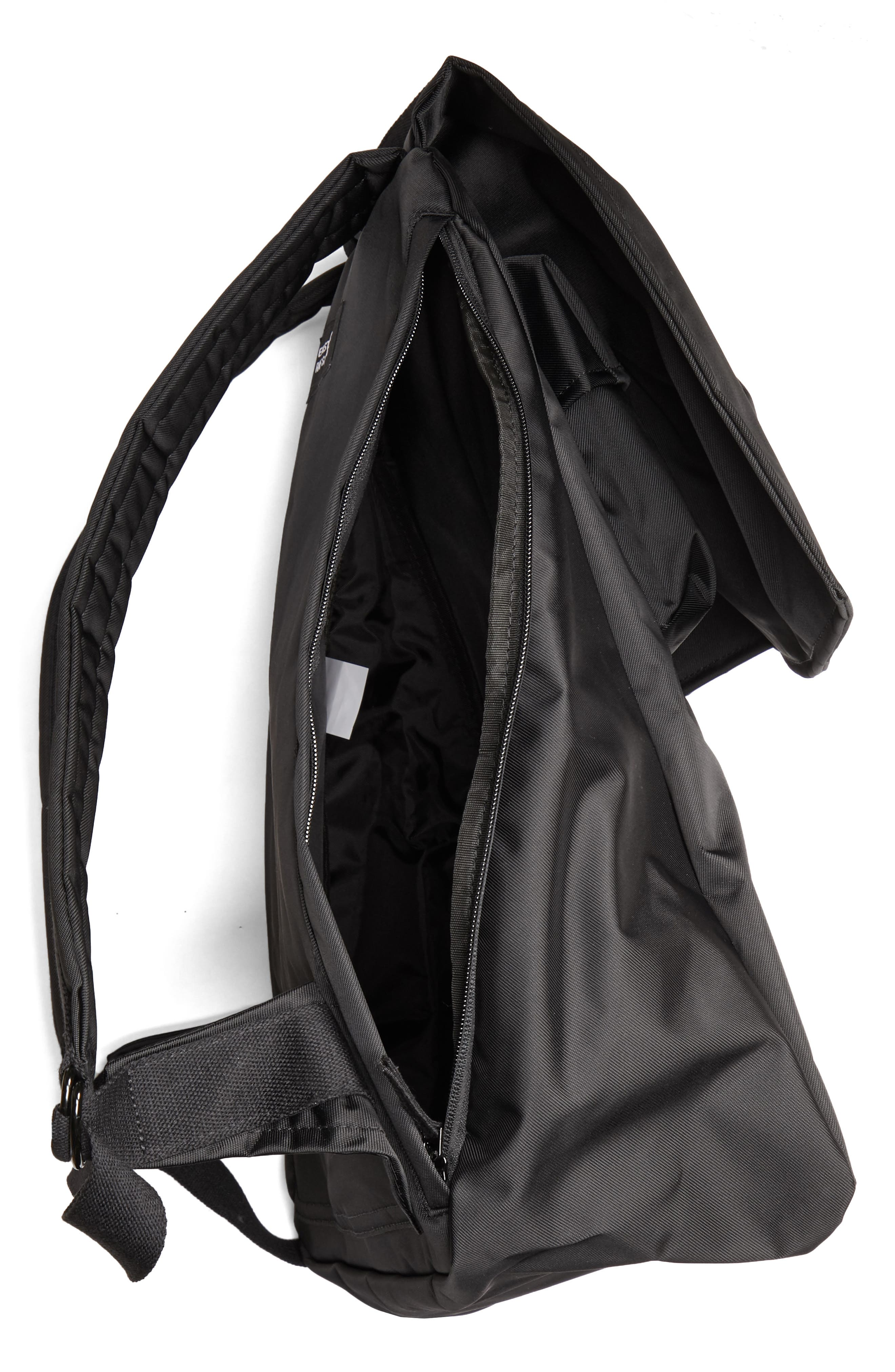 RAF SIMONS,                             Eastpak x Raf Simons Backpack,                             Alternate thumbnail 4, color,                             BLACK