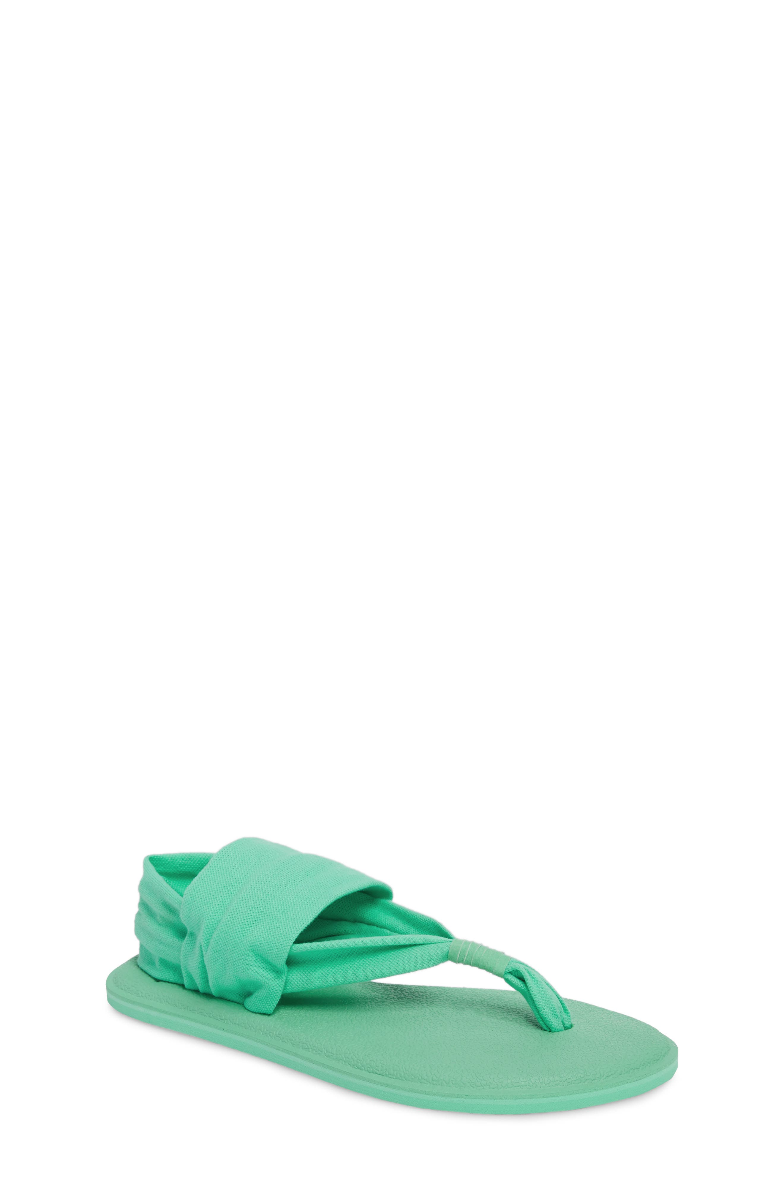 'Yoga Sling Burst' Sandal,                             Main thumbnail 1, color,                             305