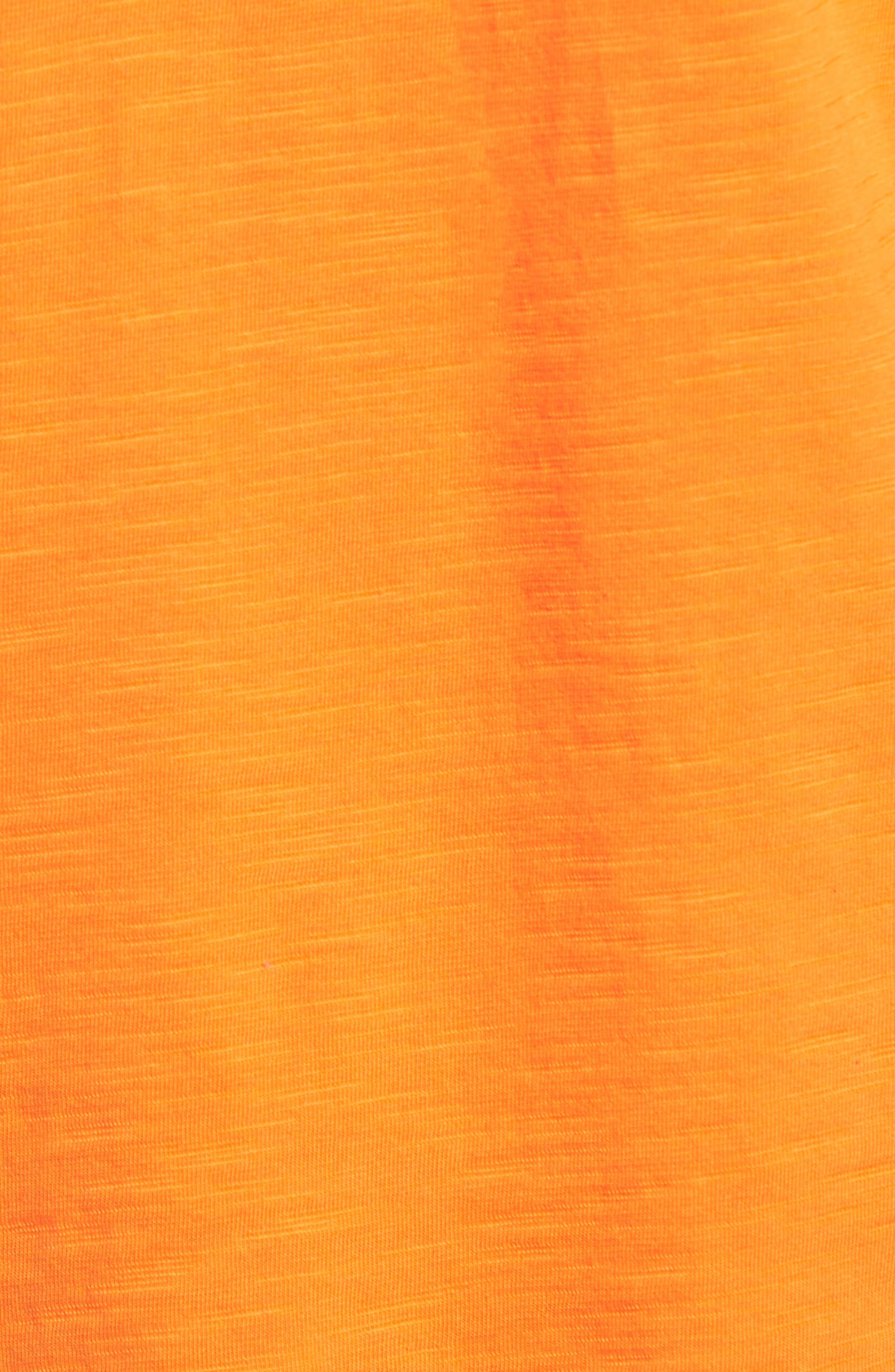 'Portside Player' Pima Cotton T-Shirt,                             Alternate thumbnail 46, color,