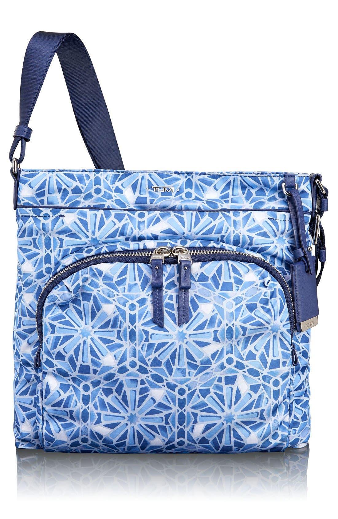 Voyageur - Capri Nylon Crossbody Bag,                             Main thumbnail 7, color,